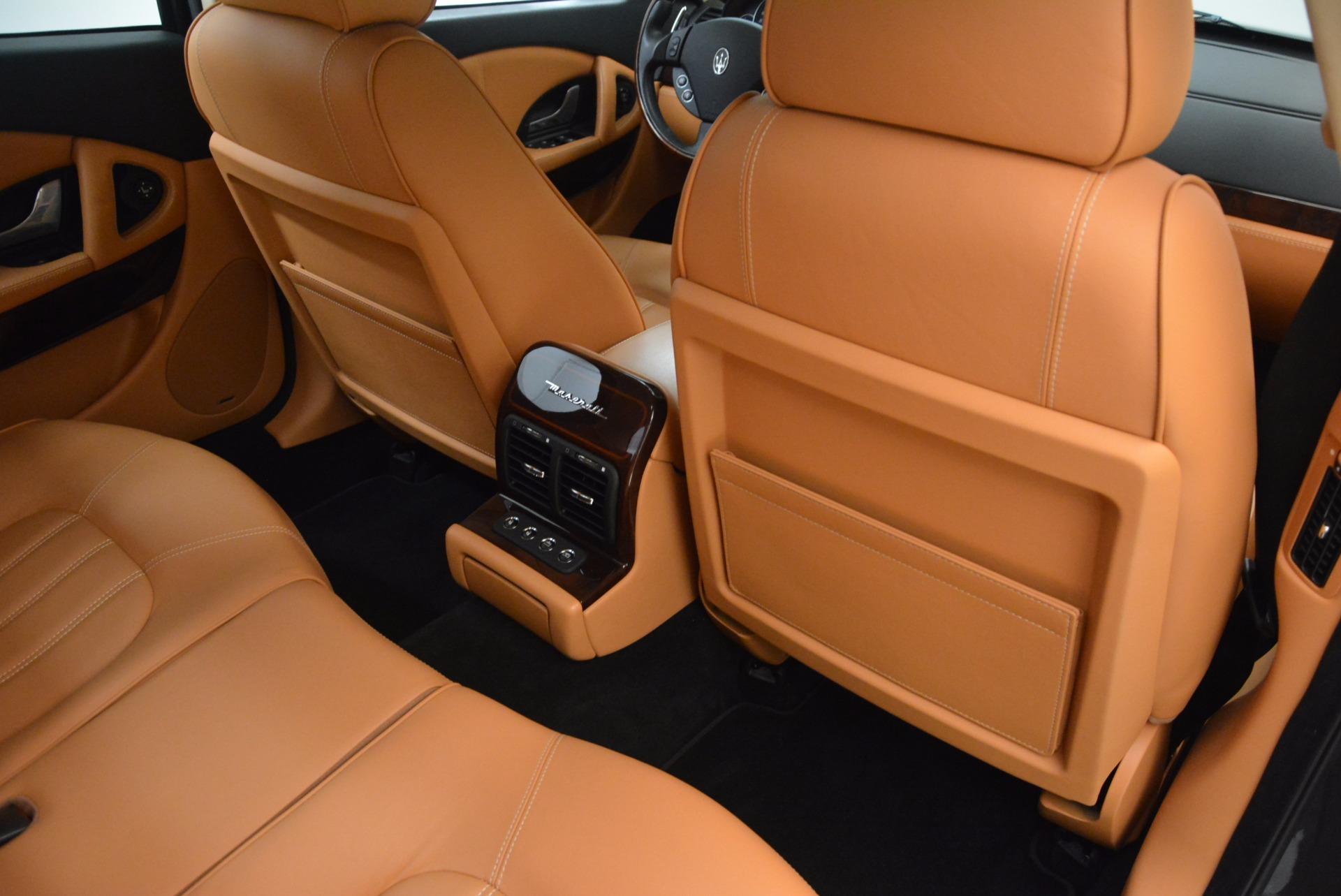 Used 2010 Maserati Quattroporte S For Sale In Greenwich, CT 1551_p37