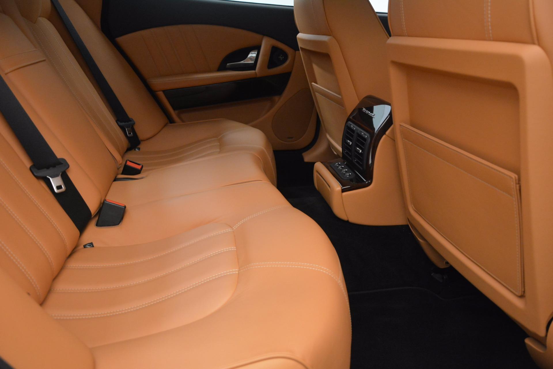 Used 2010 Maserati Quattroporte S For Sale In Greenwich, CT 1551_p38