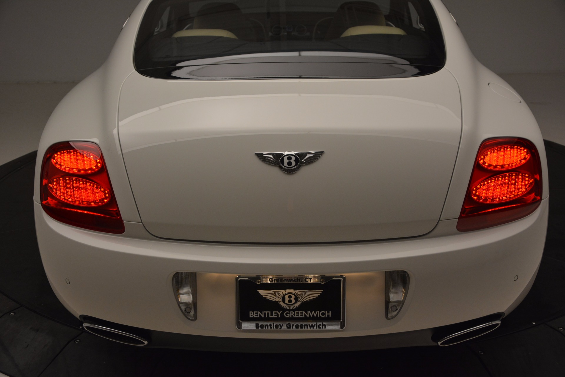 Used 2008 Bentley Continental GT Speed For Sale In Greenwich, CT 1552_p28