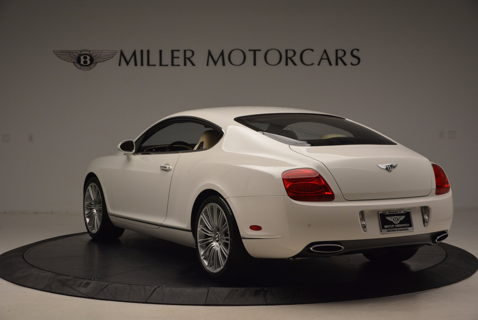 Used 2008 Bentley Continental GT Speed For Sale In Greenwich, CT 1552_p6