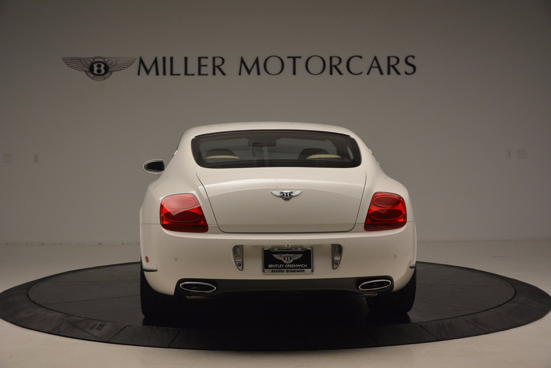 Used 2008 Bentley Continental GT Speed For Sale In Greenwich, CT 1552_p7