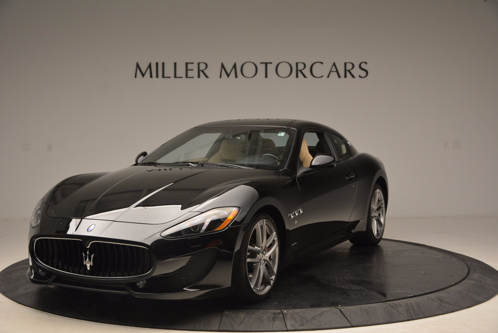 Used 2015 Maserati GranTurismo Sport Coupe For Sale In Greenwich, CT