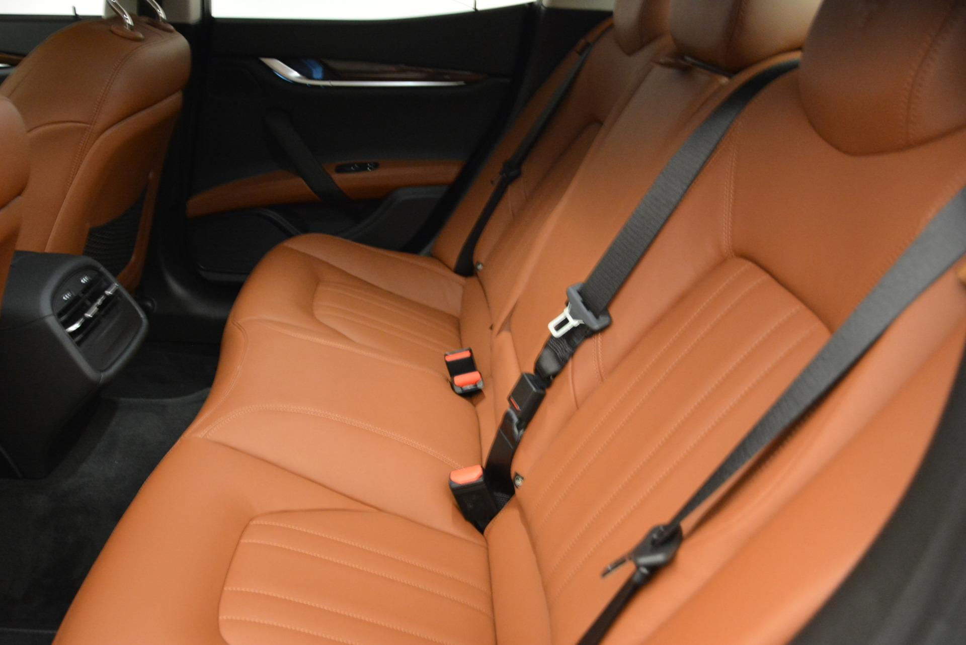 New 2018 Maserati Ghibli S Q4 For Sale In Greenwich, CT 1559_p17