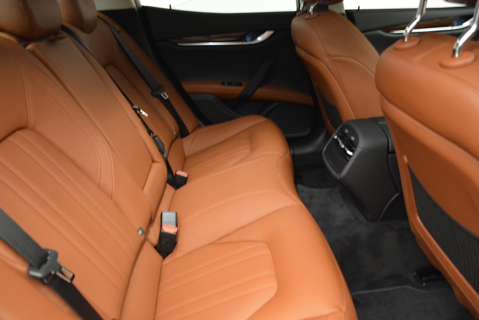 New 2018 Maserati Ghibli S Q4 For Sale In Greenwich, CT 1559_p25