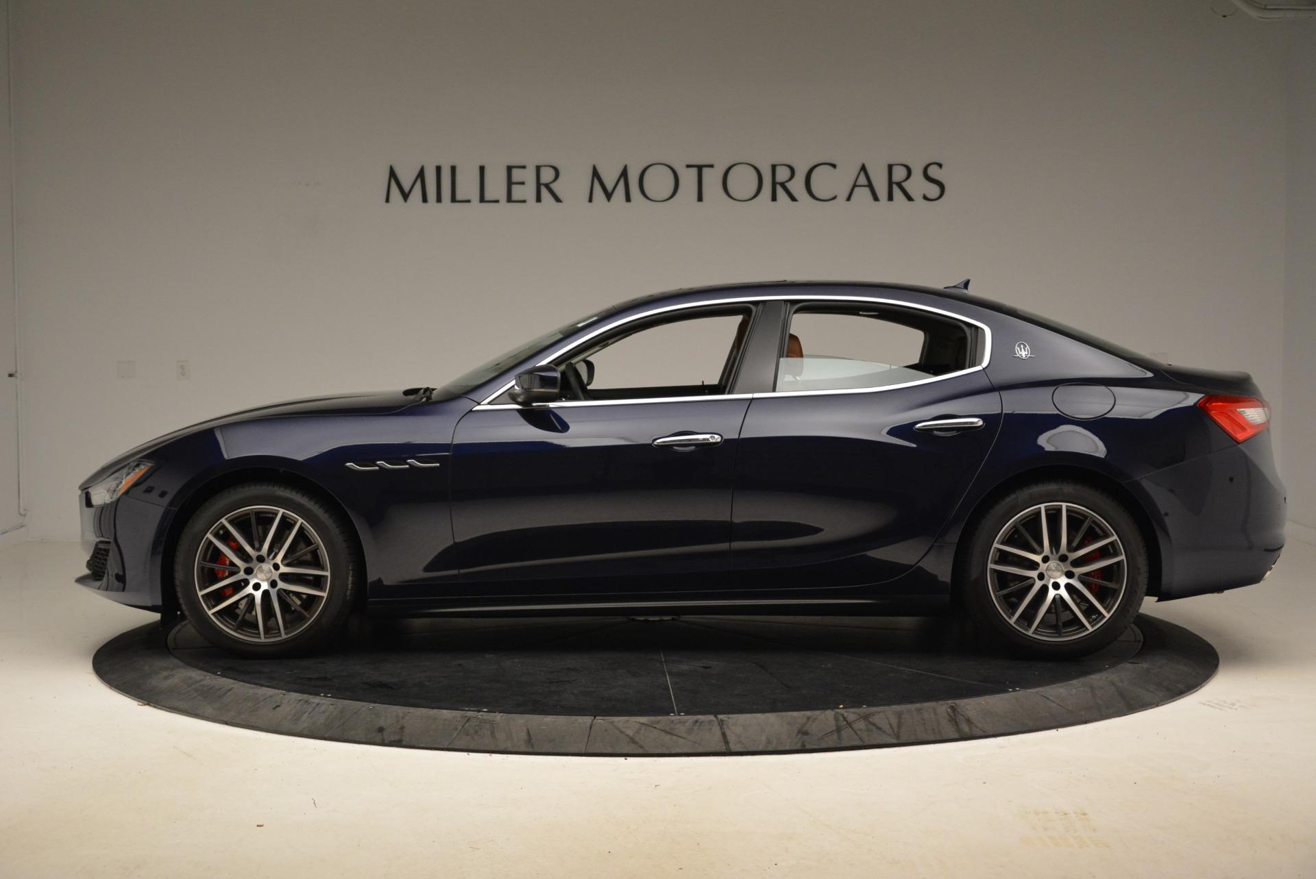 New 2018 Maserati Ghibli S Q4 For Sale In Greenwich, CT 1559_p3