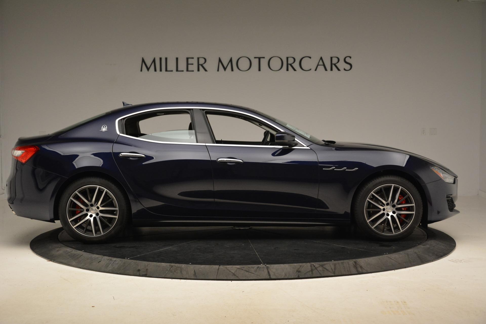 New 2018 Maserati Ghibli S Q4 For Sale In Greenwich, CT 1559_p9