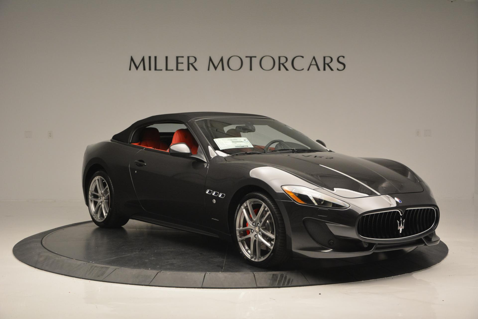 New 2017 Maserati GranTurismo Convertible Sport For Sale In Greenwich, CT 156_p15