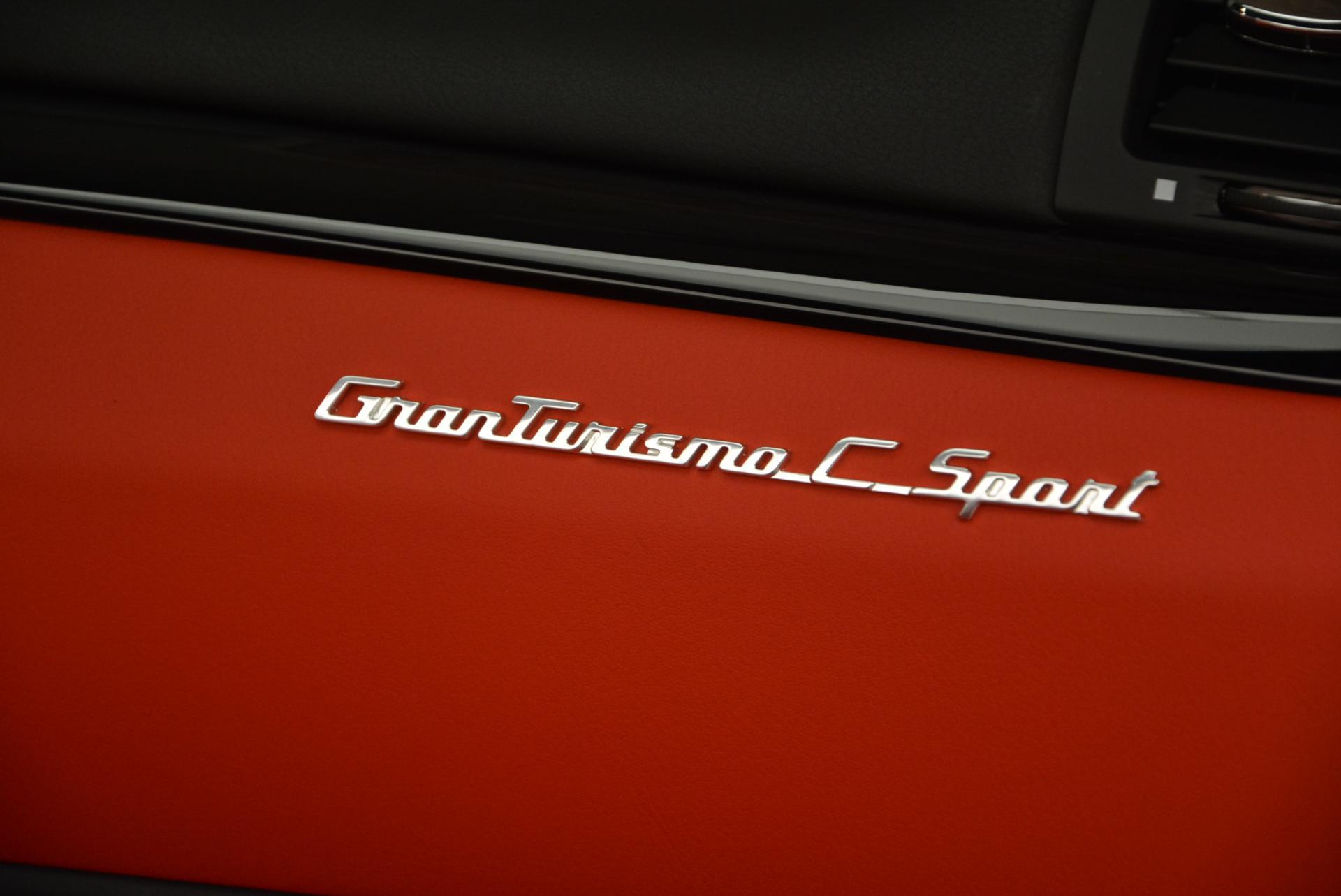 New 2017 Maserati GranTurismo Convertible Sport For Sale In Greenwich, CT 156_p22
