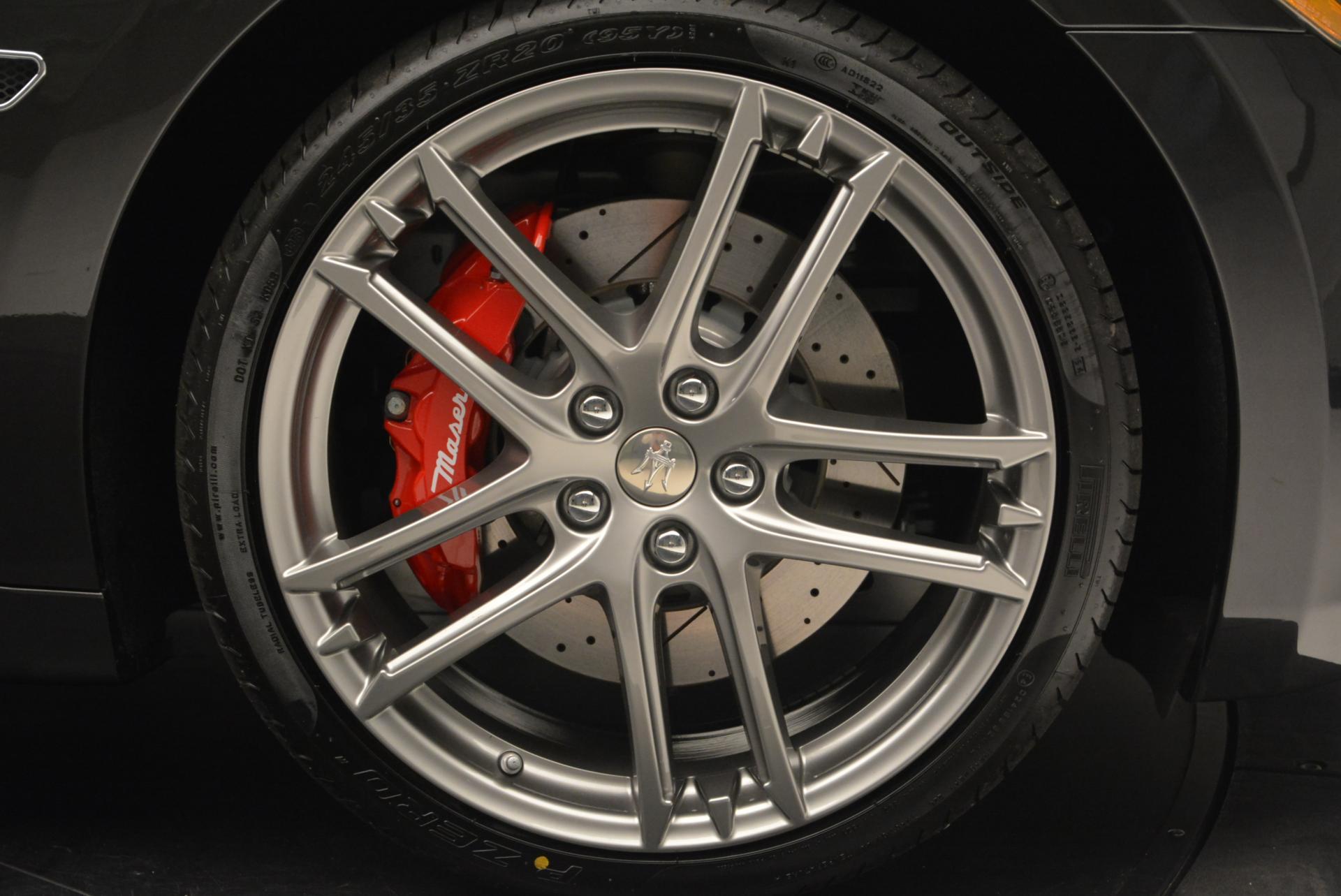 New 2017 Maserati GranTurismo Convertible Sport For Sale In Greenwich, CT 156_p26