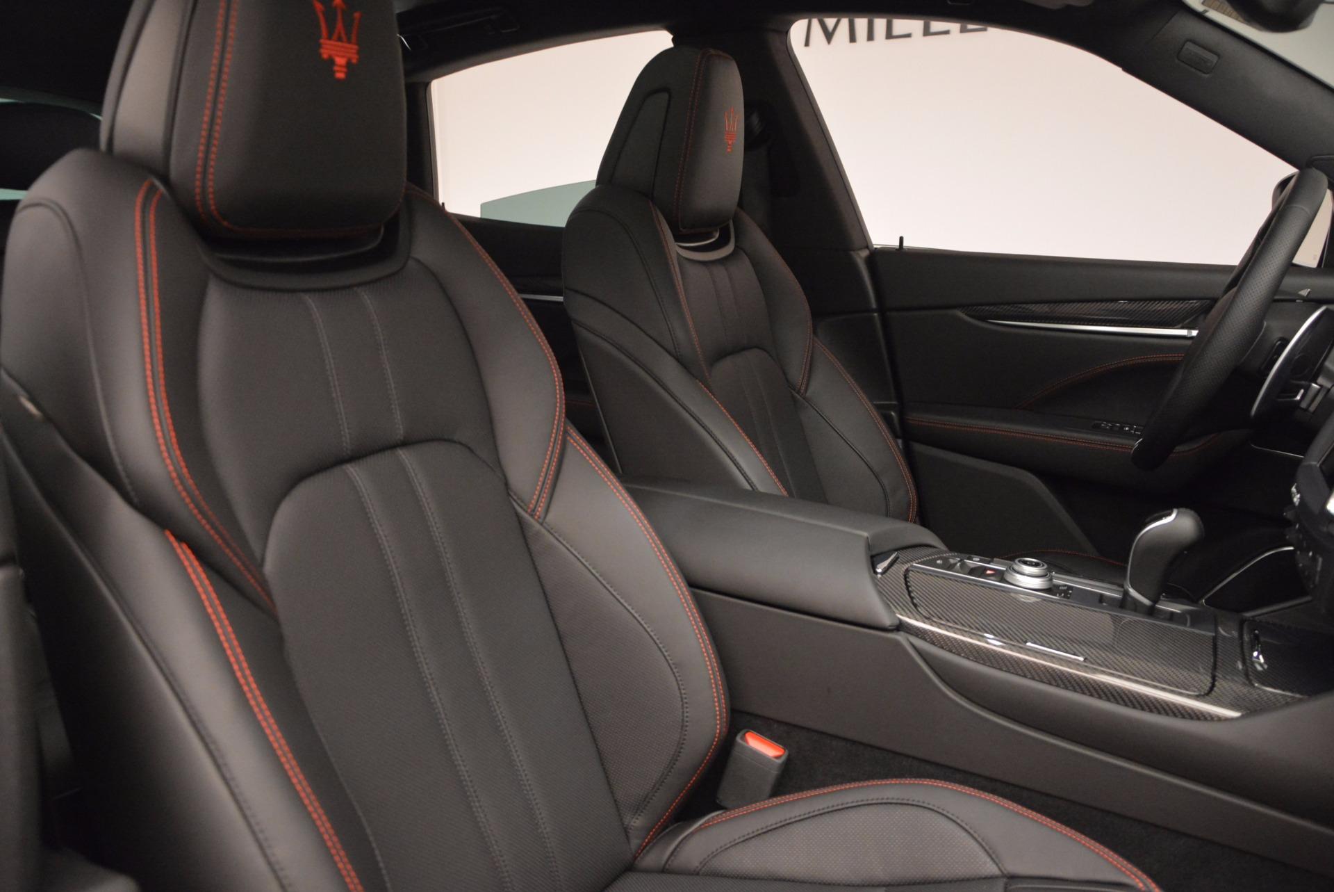 New 2017 Maserati Levante S Q4 For Sale In Greenwich, CT 1560_p22