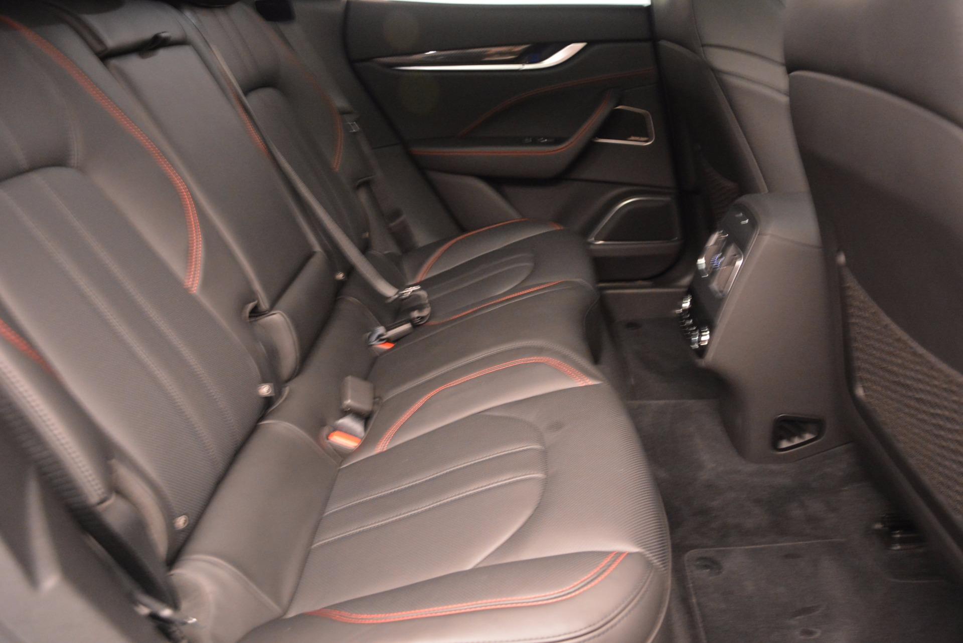 New 2017 Maserati Levante S Q4 For Sale In Greenwich, CT 1560_p24