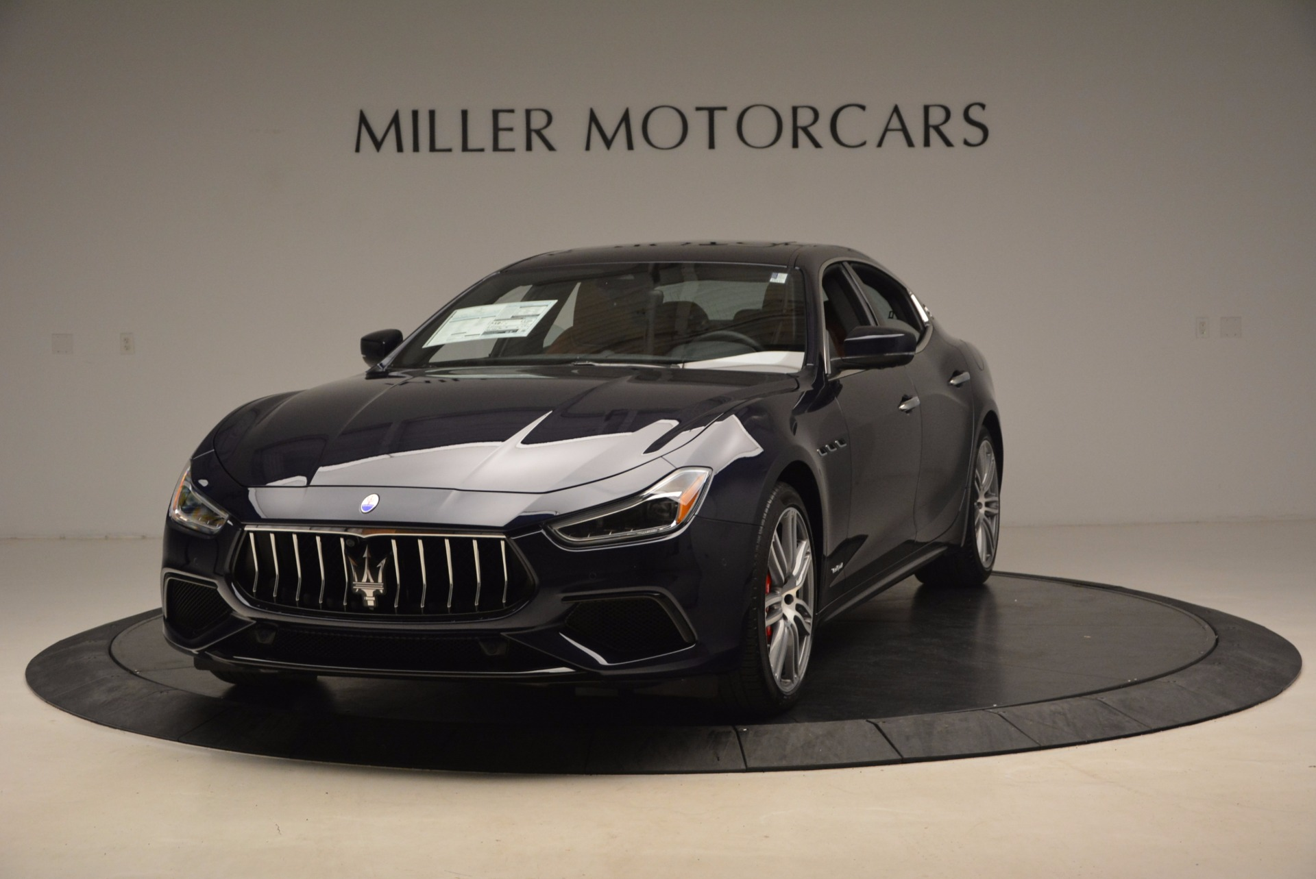 New 2018 Maserati Ghibli S Q4 Gransport For Sale In Greenwich, CT 1562_main