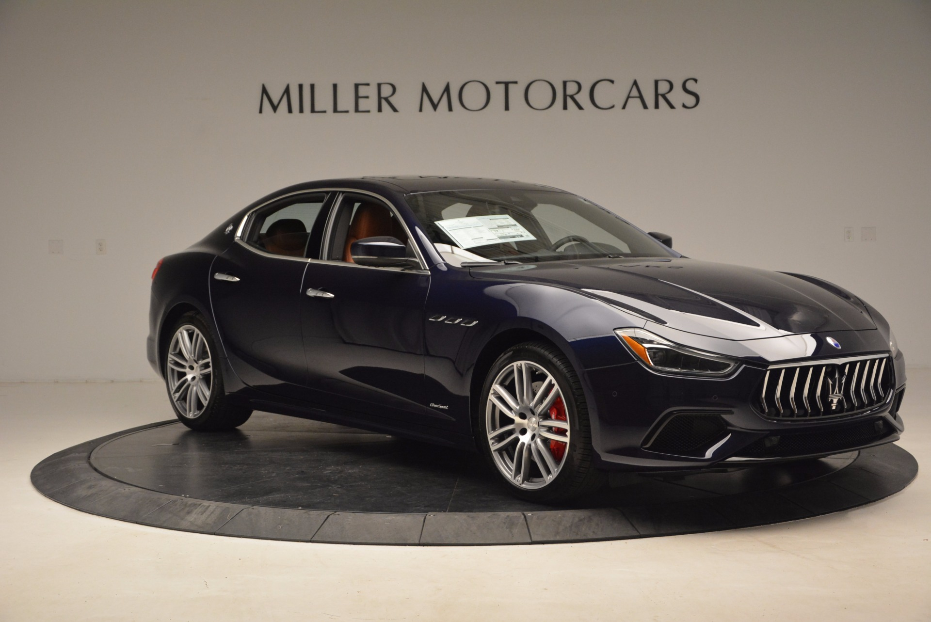 New 2018 Maserati Ghibli S Q4 Gransport For Sale In Greenwich, CT 1562_p11