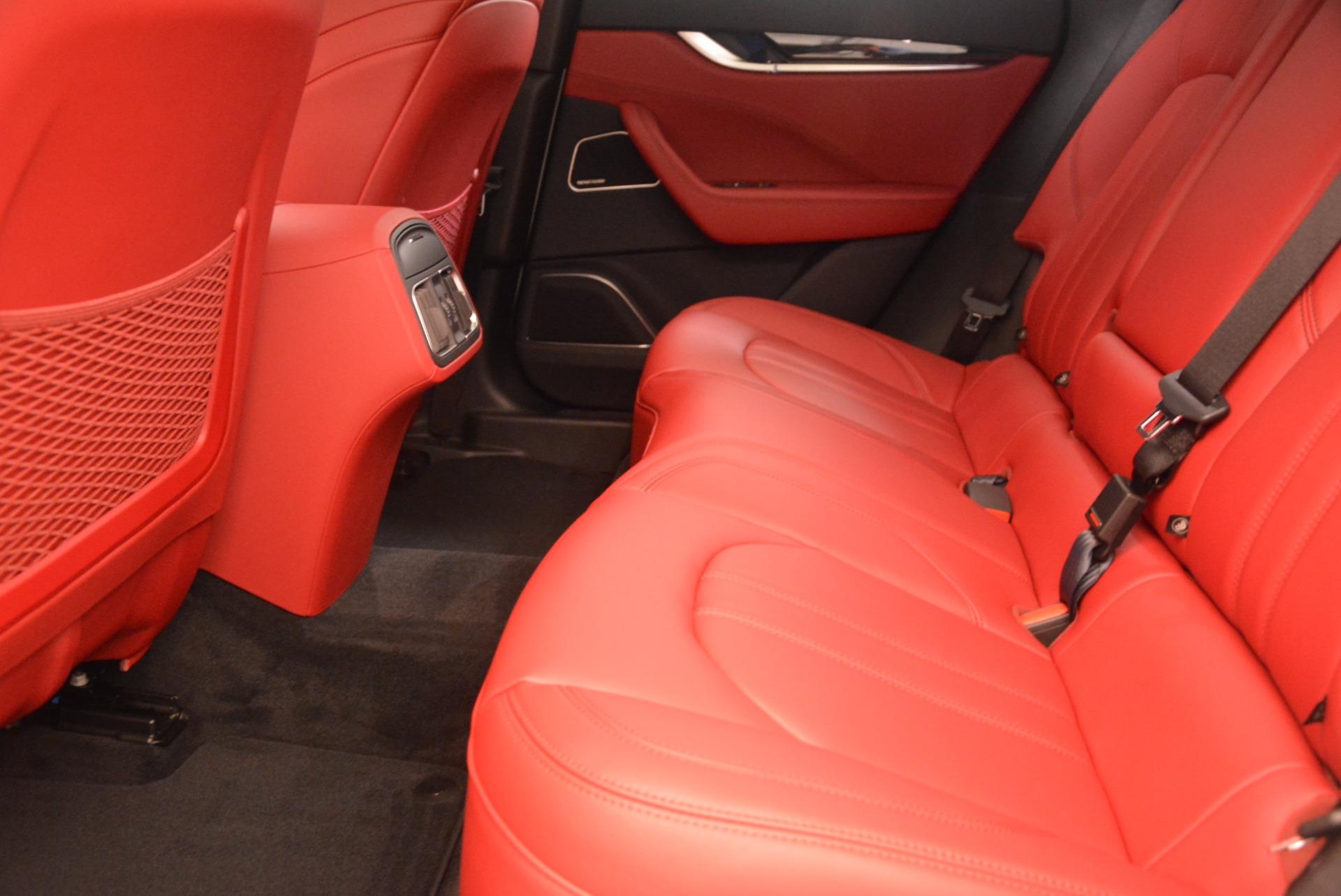New 2018 Maserati Levante Q4 GranSport For Sale In Greenwich, CT 1563_p17