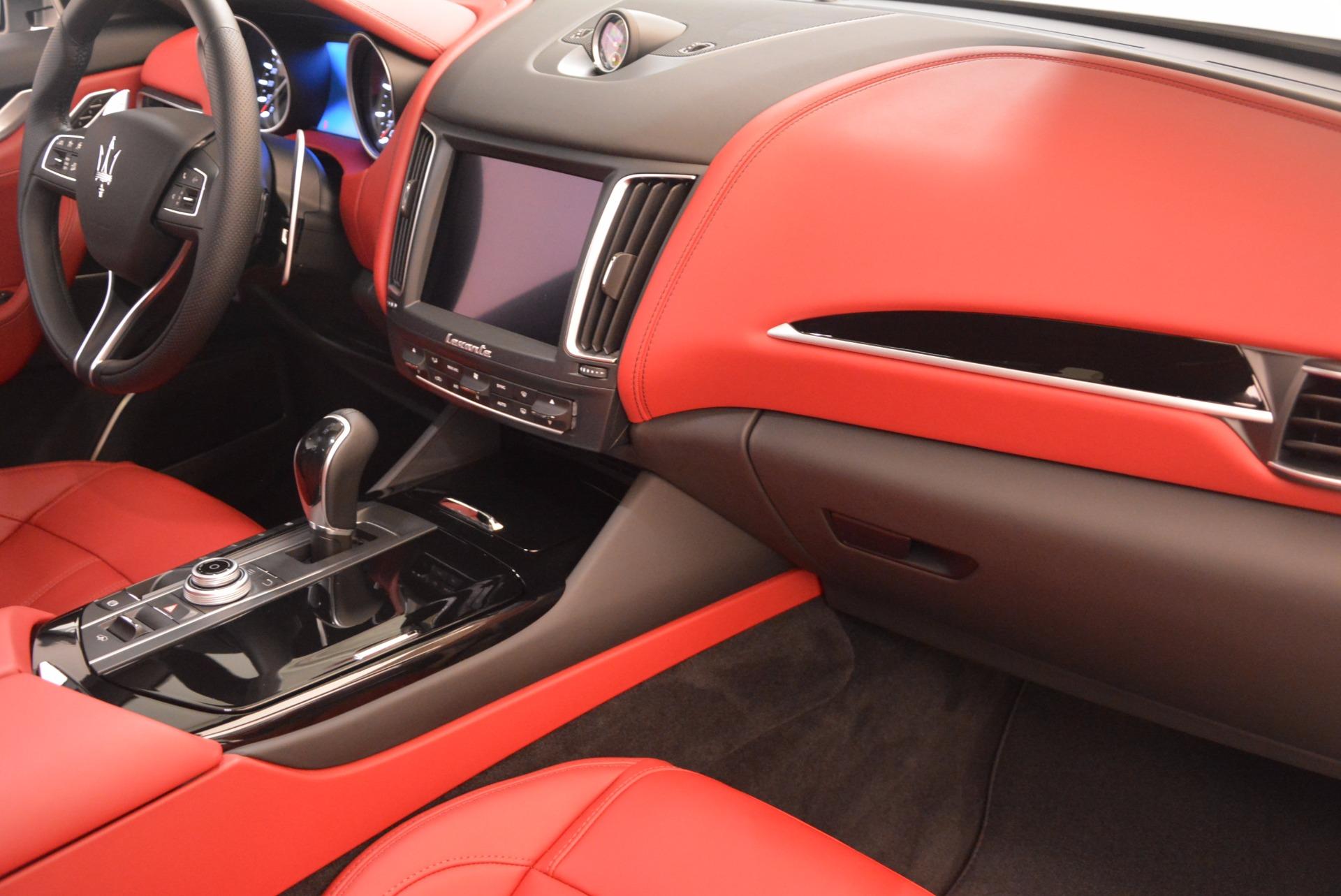 New 2018 Maserati Levante Q4 GranSport For Sale In Greenwich, CT 1563_p19