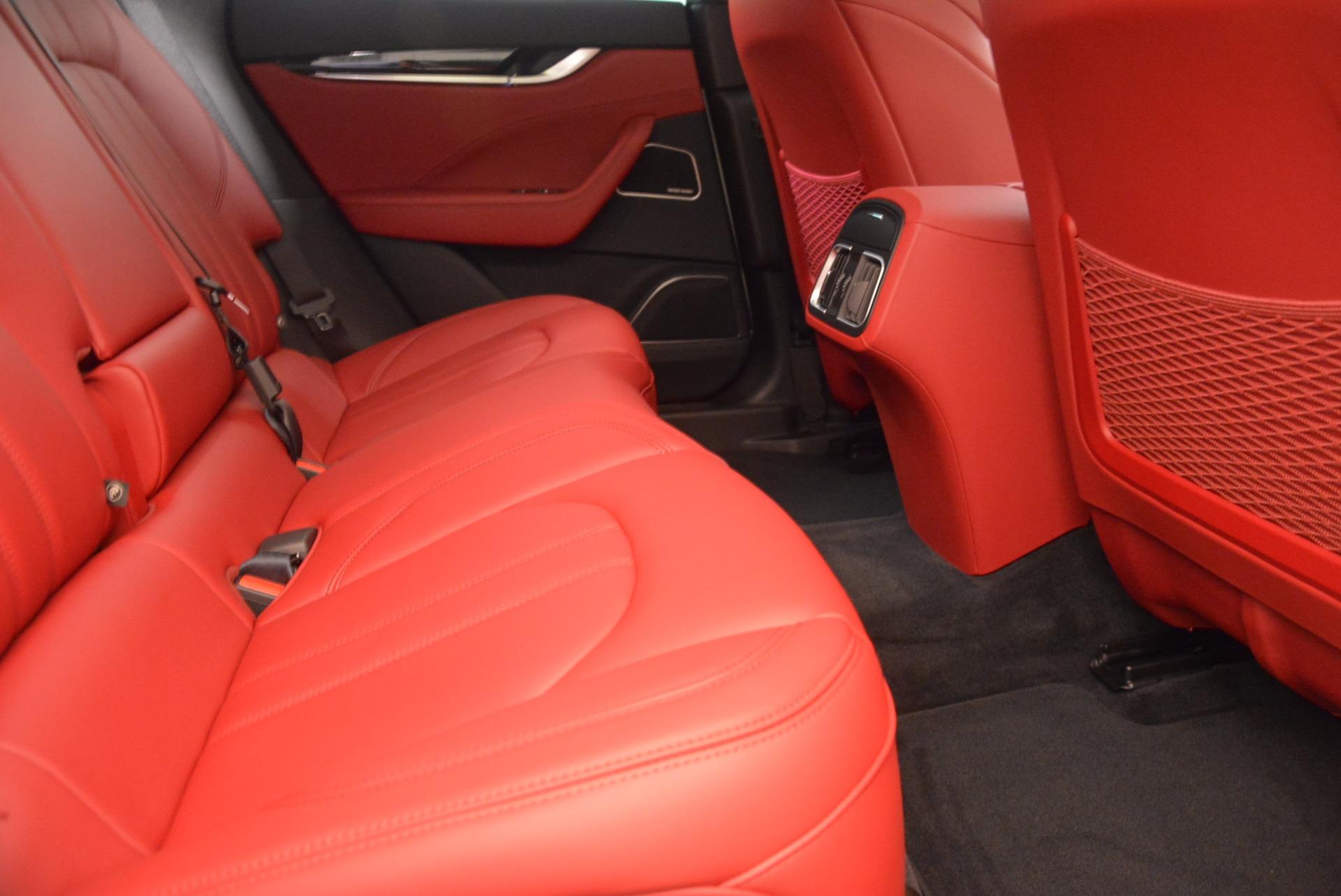New 2018 Maserati Levante Q4 GranSport For Sale In Greenwich, CT 1563_p23