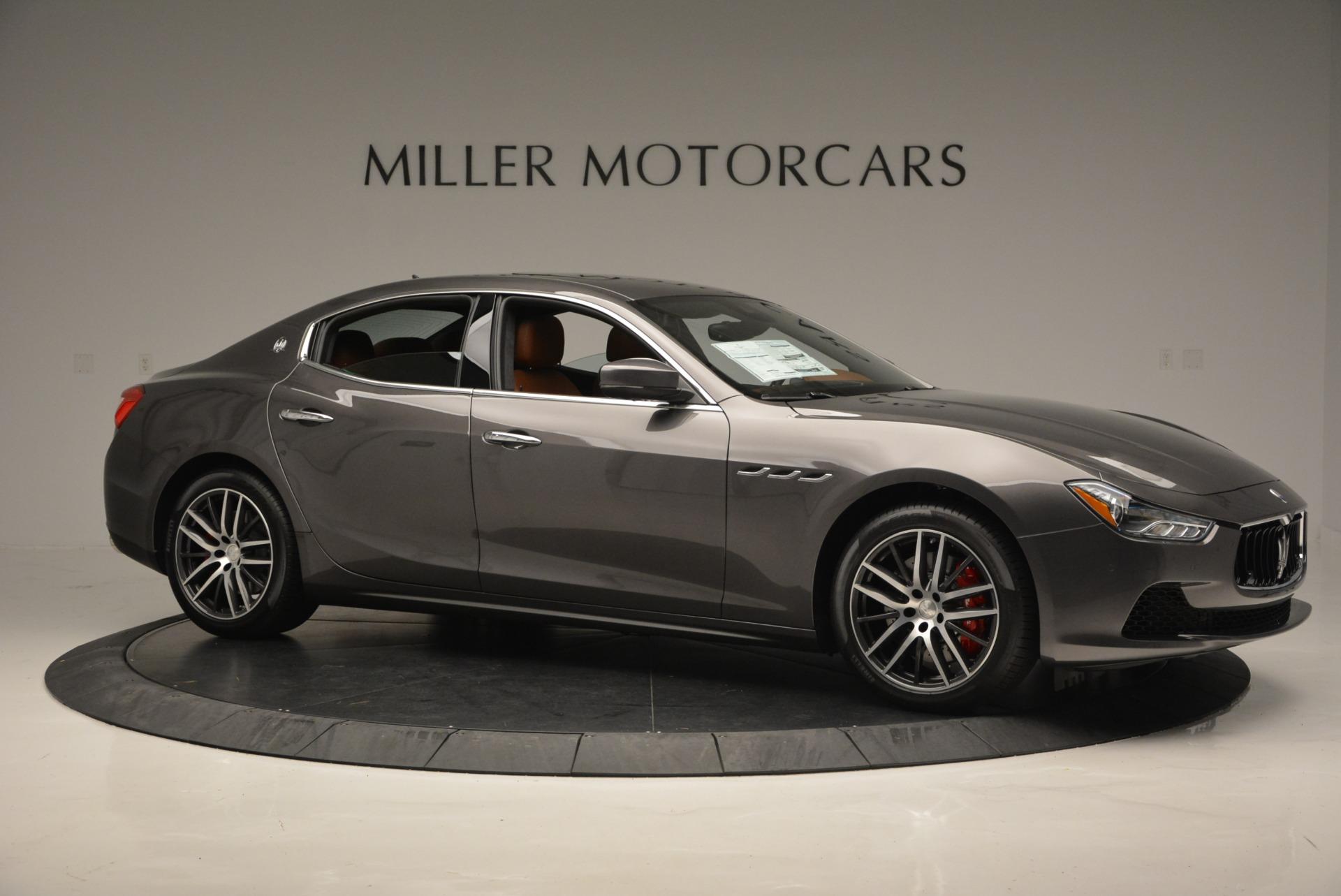 Used 2018 Maserati Ghibli S Q4 For Sale In Greenwich, CT 1566_p10