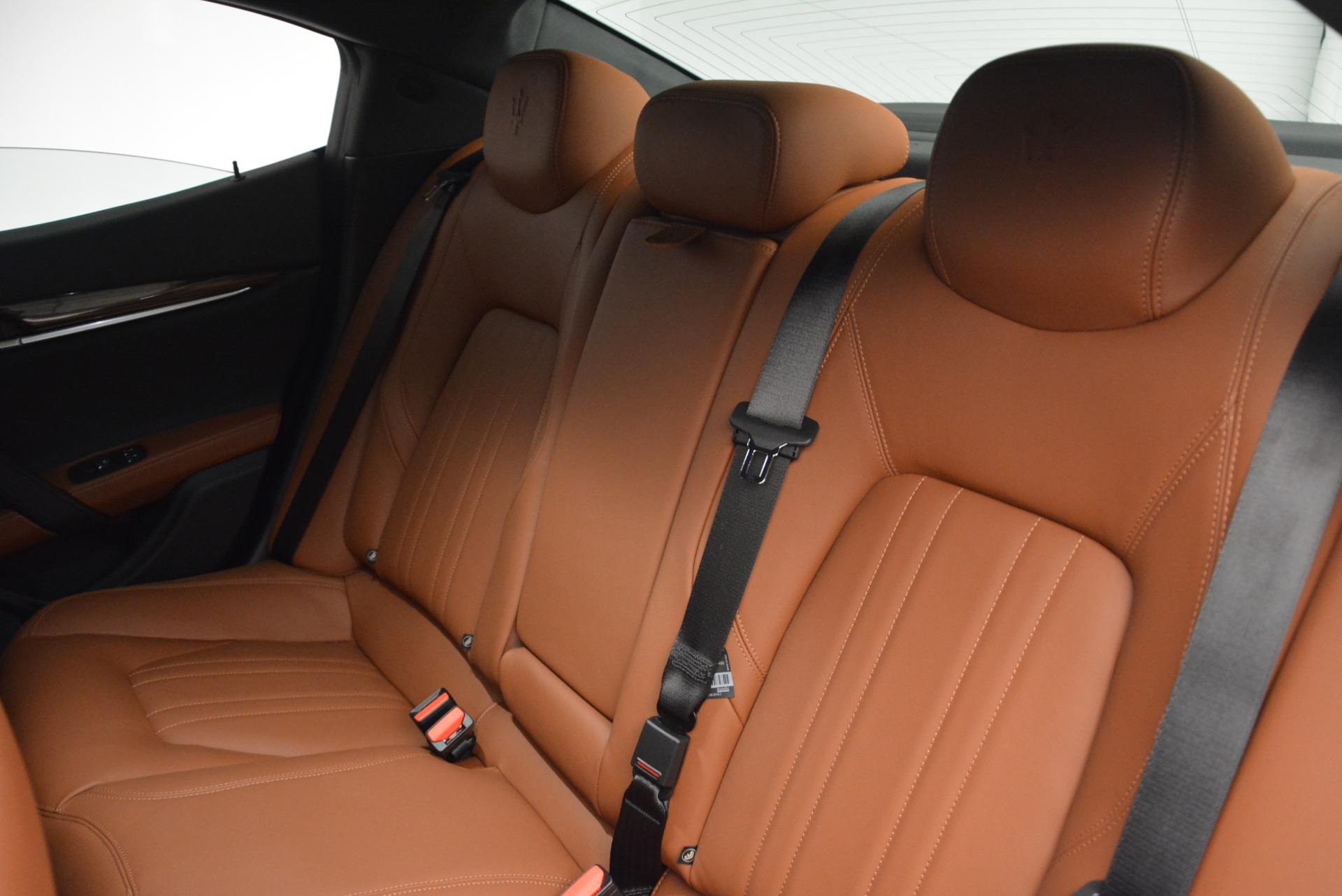 Used 2018 Maserati Ghibli S Q4 For Sale In Greenwich, CT 1566_p16