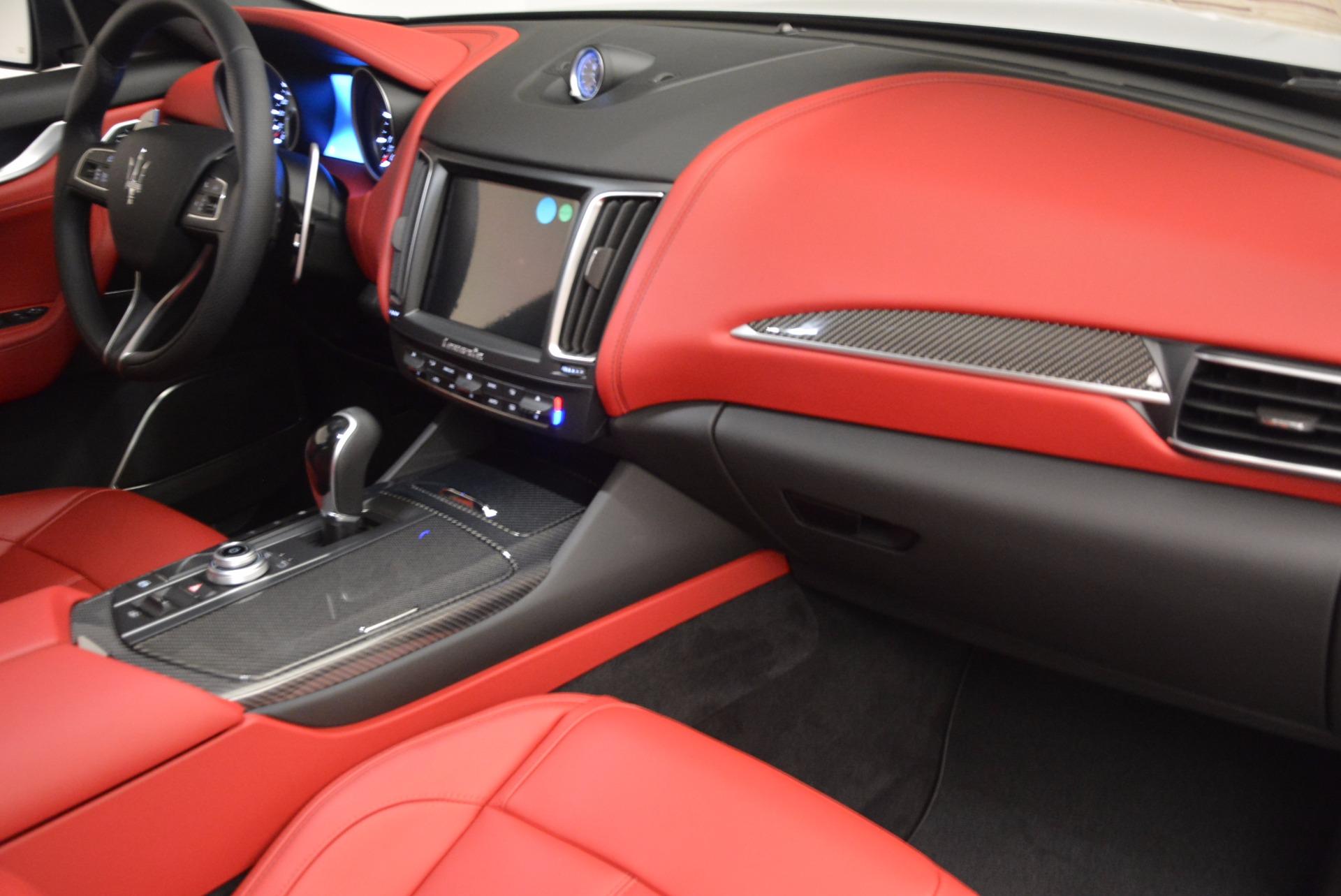 New 2018 Maserati Levante S GranSport For Sale In Greenwich, CT 1567_p15