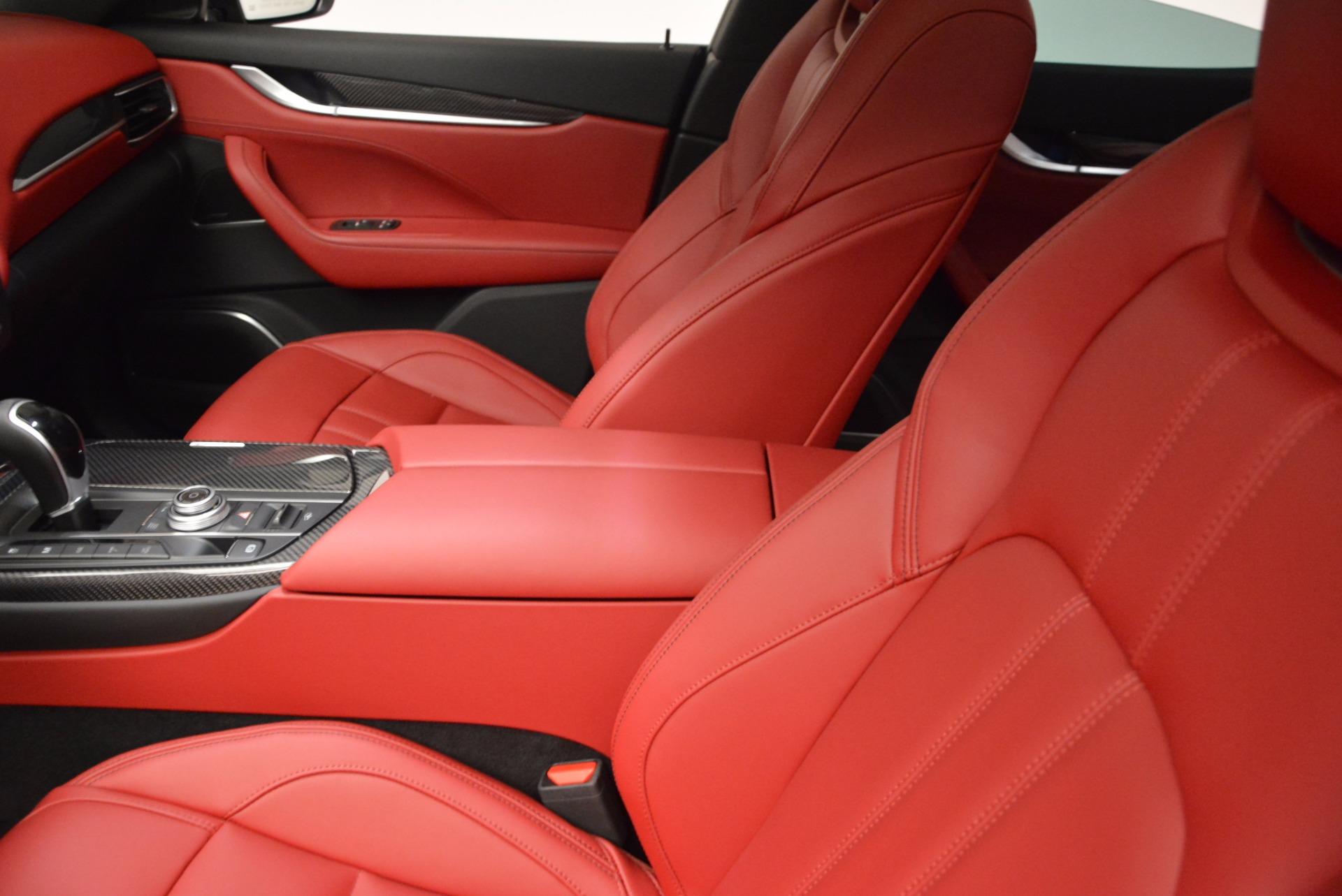 New 2018 Maserati Levante S GranSport For Sale In Greenwich, CT 1567_p17