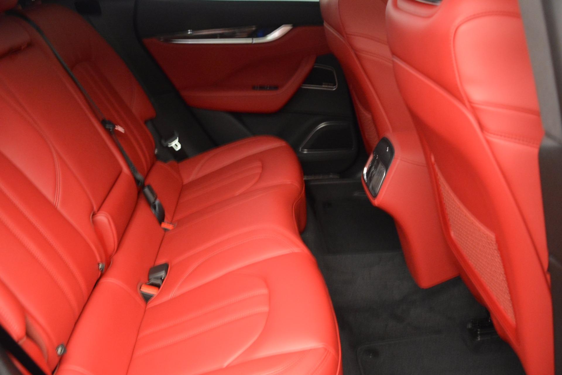 New 2018 Maserati Levante S GranSport For Sale In Greenwich, CT 1567_p24