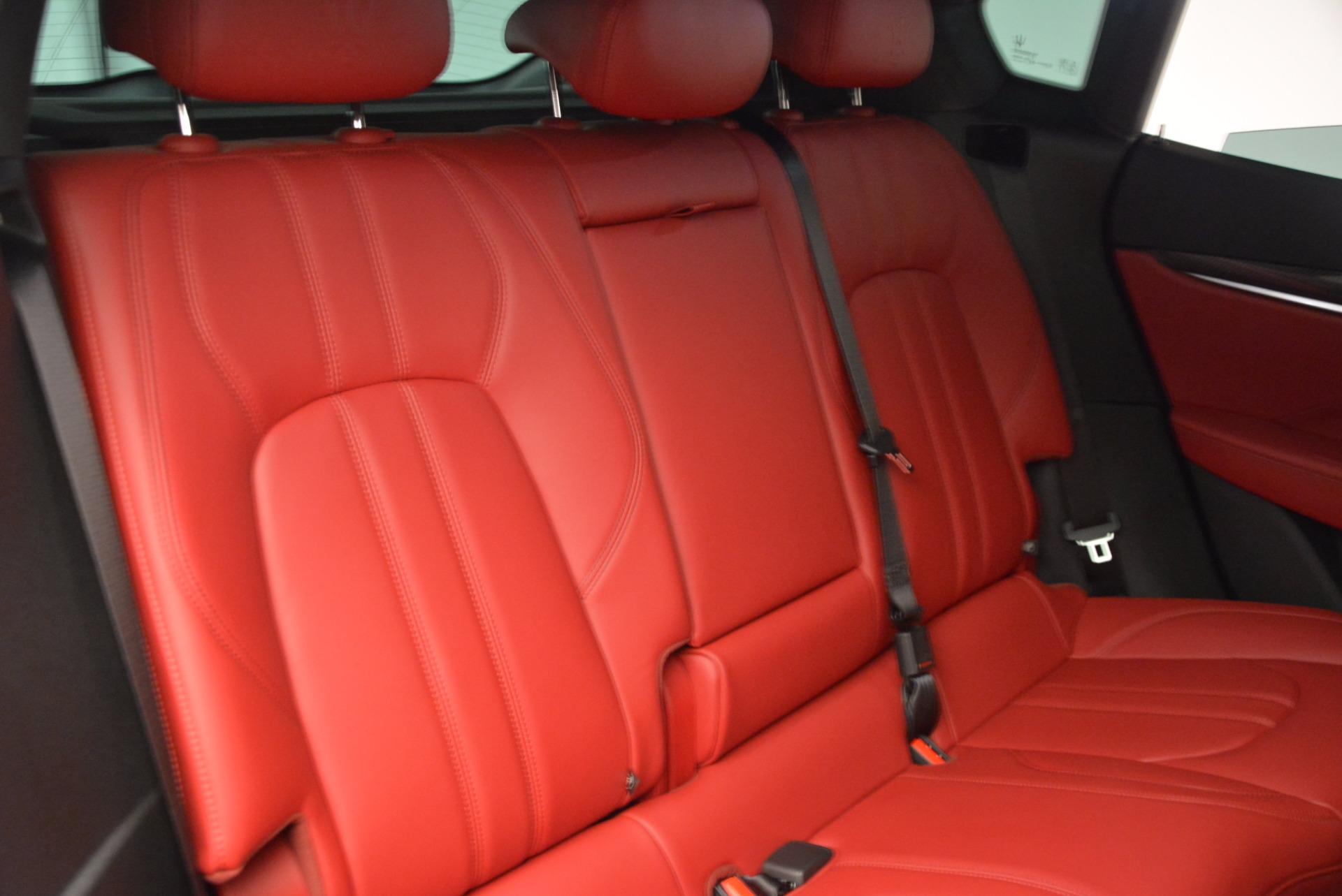 New 2018 Maserati Levante S GranSport For Sale In Greenwich, CT 1567_p25