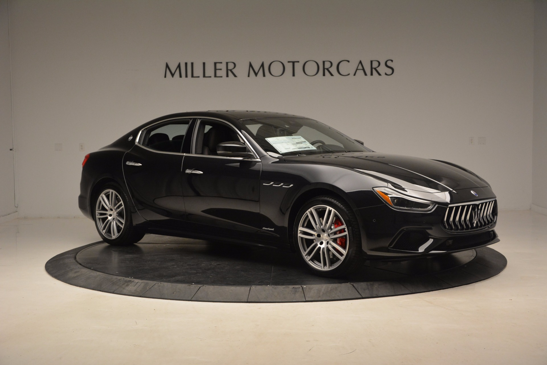New 2018 Maserati Ghibli S Q4 GranSport For Sale In Greenwich, CT 1569_p10