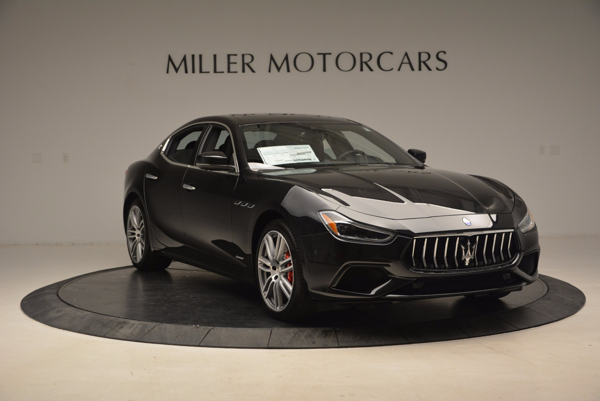 New 2018 Maserati Ghibli S Q4 GranSport For Sale In Greenwich, CT 1569_p11