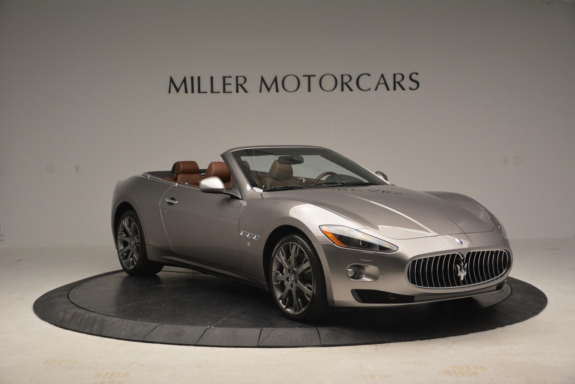 Used 2012 Maserati GranTurismo  For Sale In Greenwich, CT 157_p11