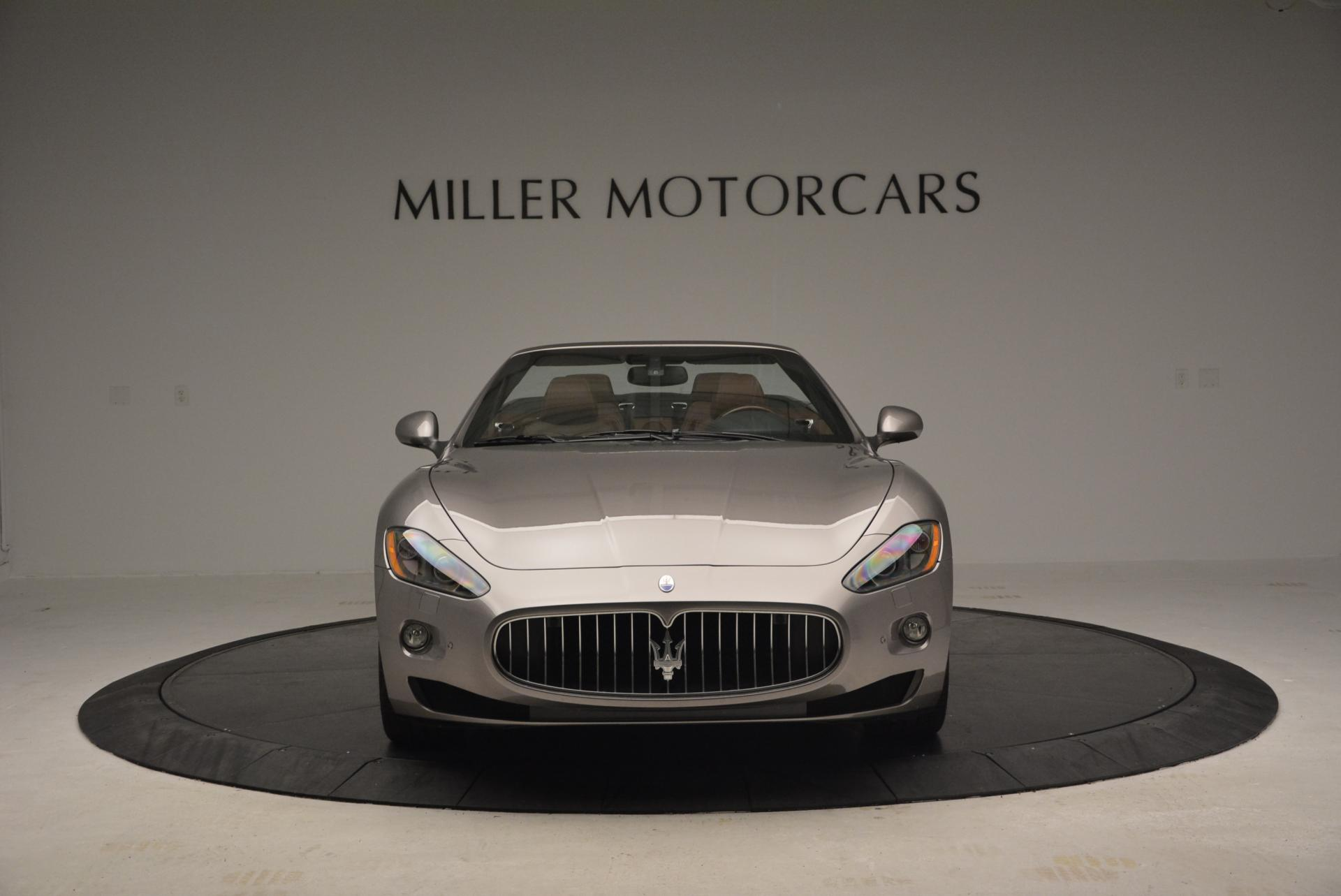 Used 2012 Maserati GranTurismo  For Sale In Greenwich, CT 157_p12