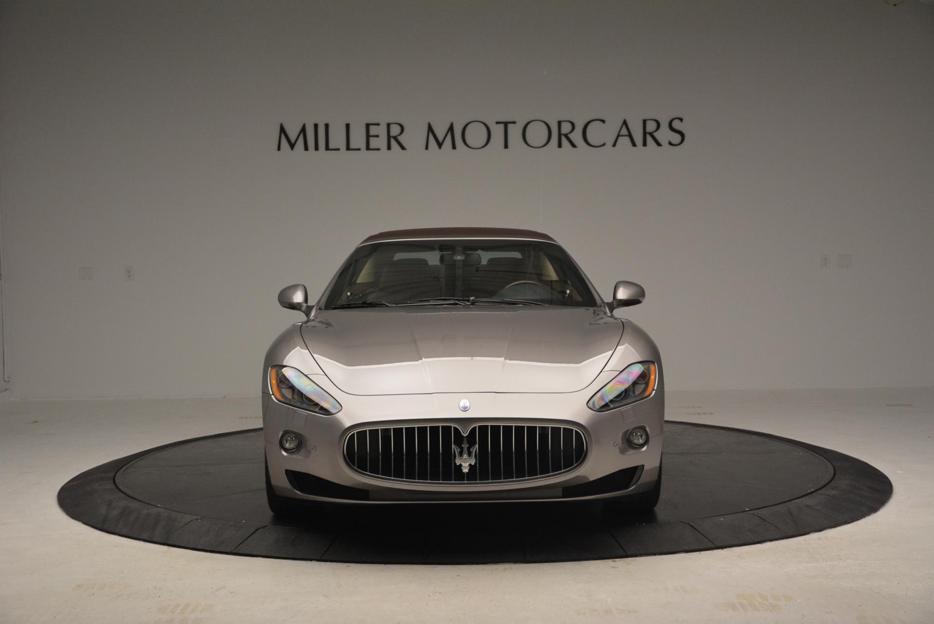 Used 2012 Maserati GranTurismo  For Sale In Greenwich, CT 157_p19