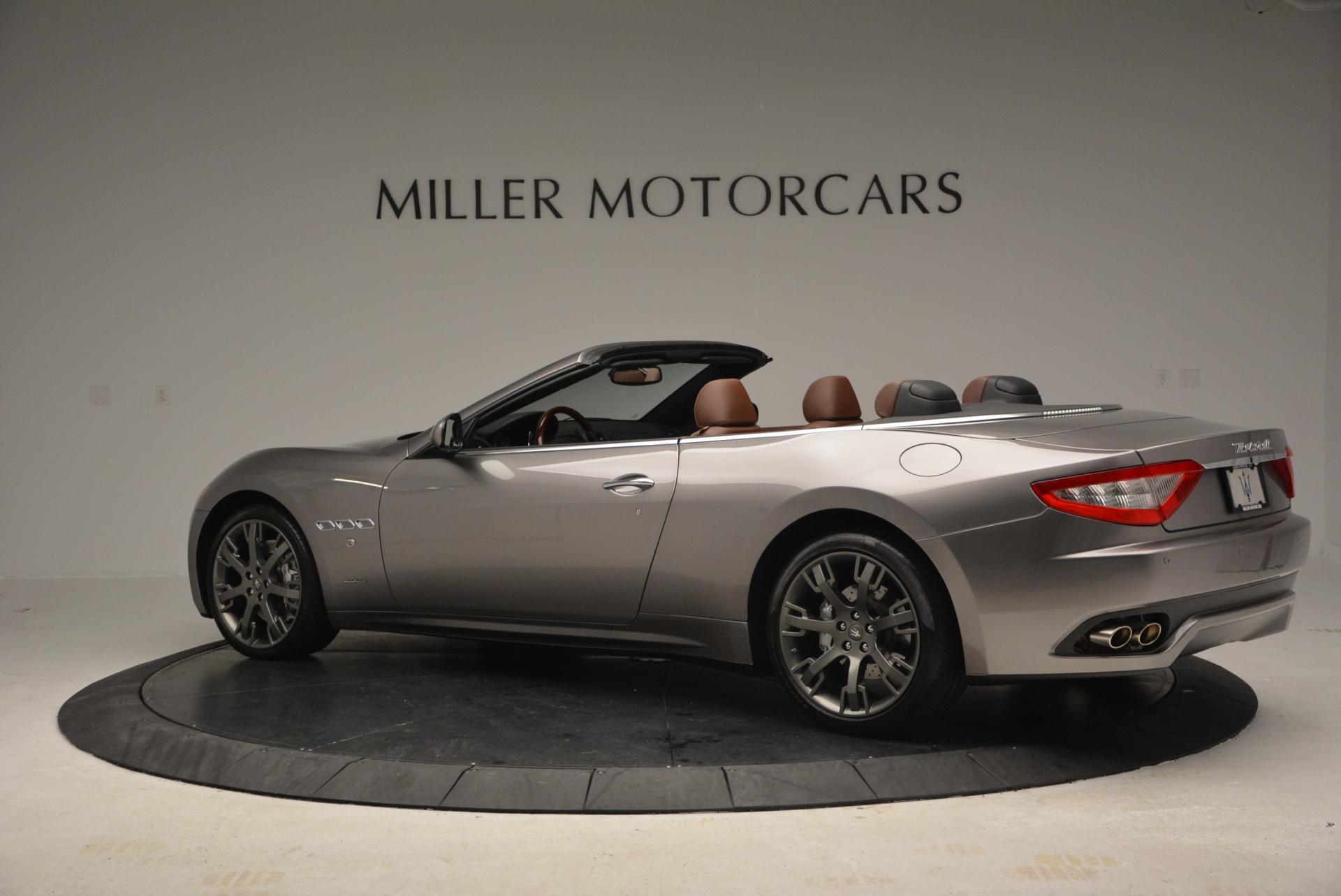 Used 2012 Maserati GranTurismo  For Sale In Greenwich, CT 157_p4