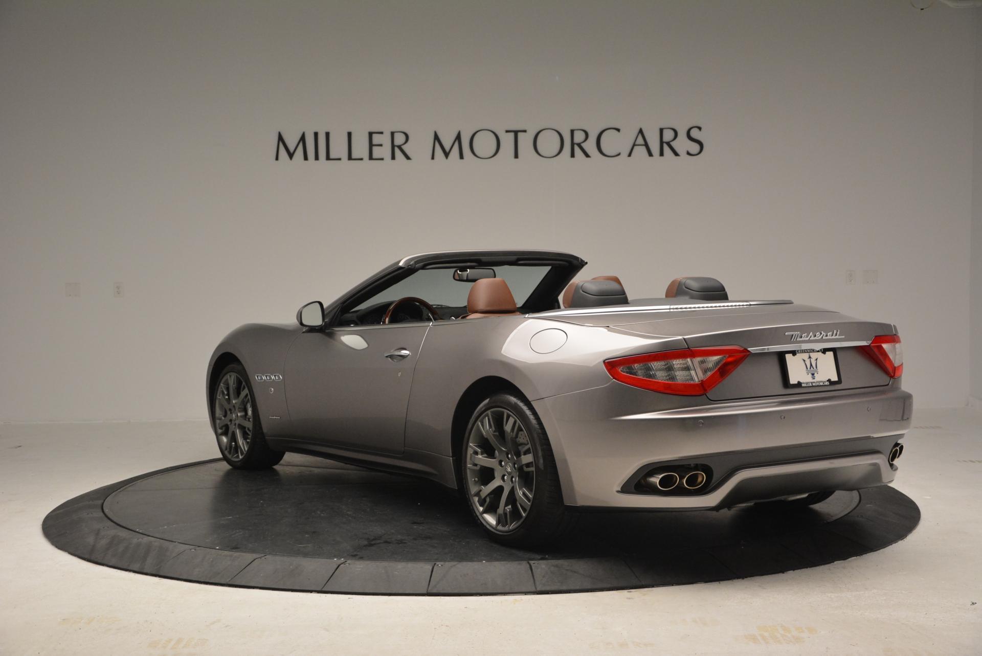 Used 2012 Maserati GranTurismo  For Sale In Greenwich, CT 157_p5