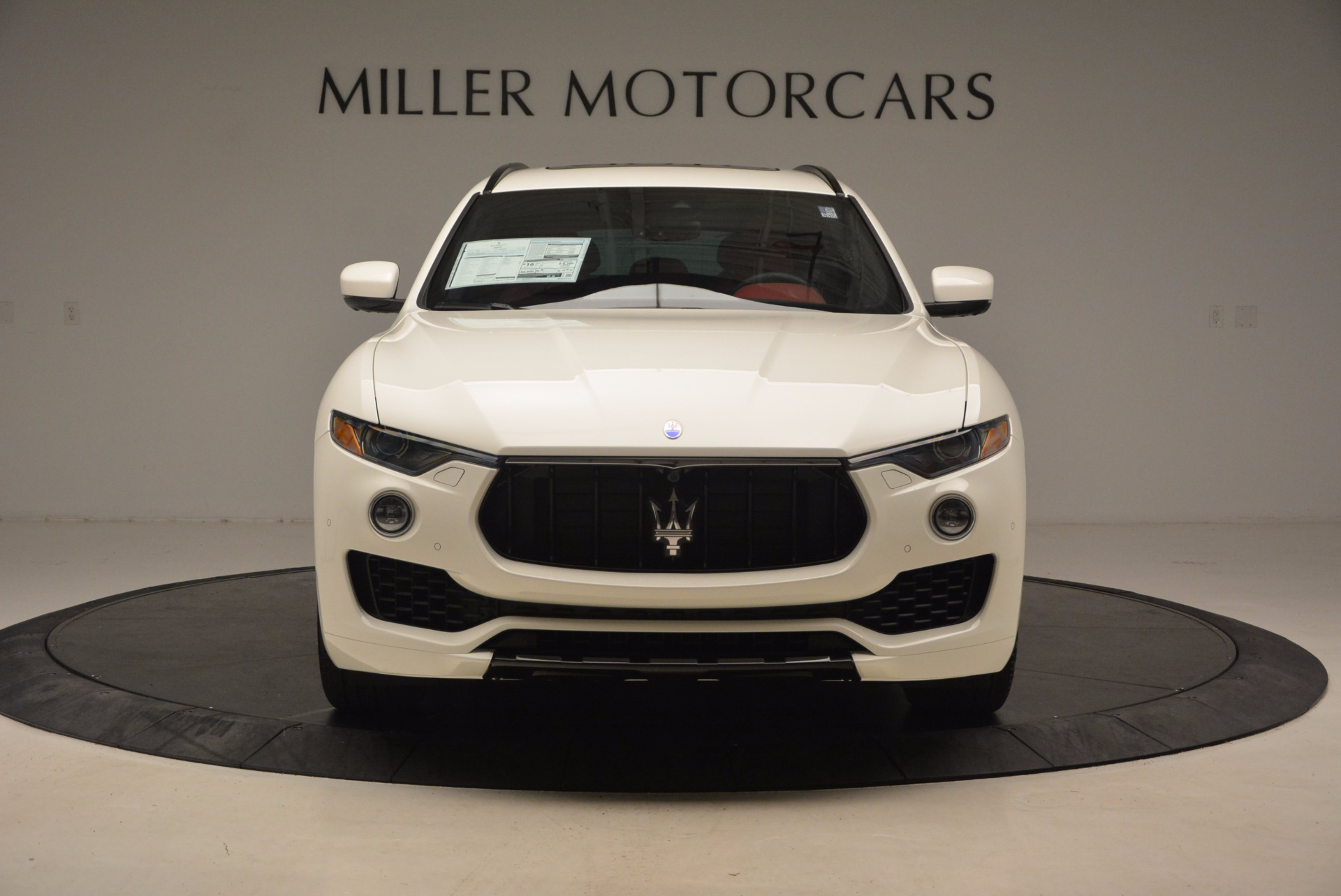 New 2018 Maserati Levante Q4 GranSport For Sale In Greenwich, CT 1570_p12