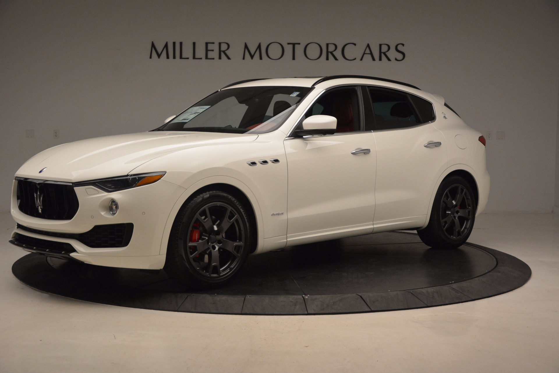 New 2018 Maserati Levante Q4 GranSport For Sale In Greenwich, CT 1570_p2