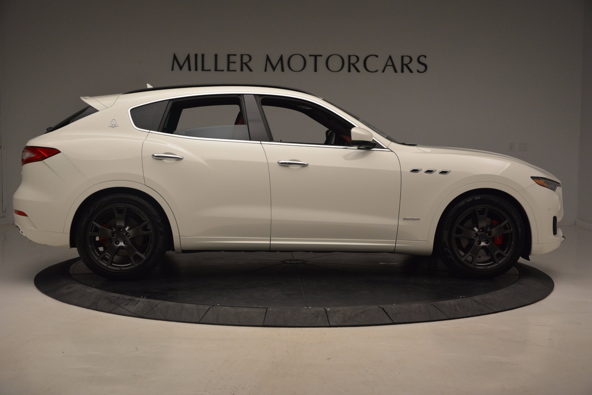 New 2018 Maserati Levante Q4 GranSport For Sale In Greenwich, CT 1570_p9