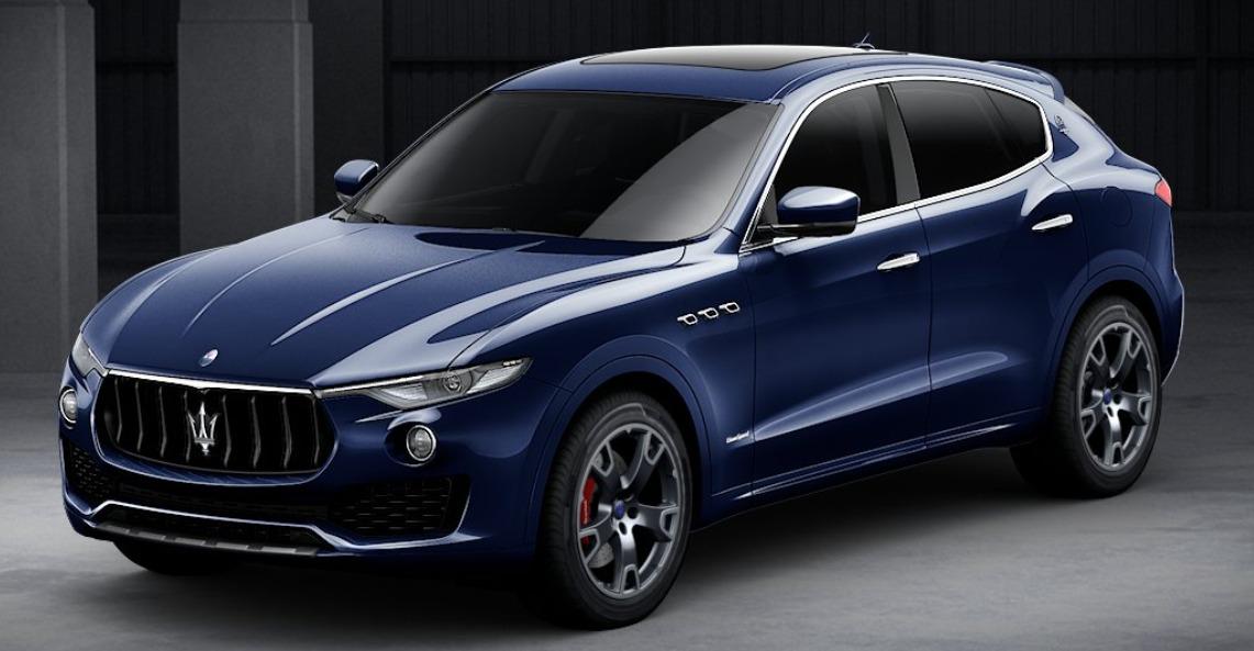 New 2018 Maserati Levante S GranSport For Sale In Greenwich, CT 1571_main