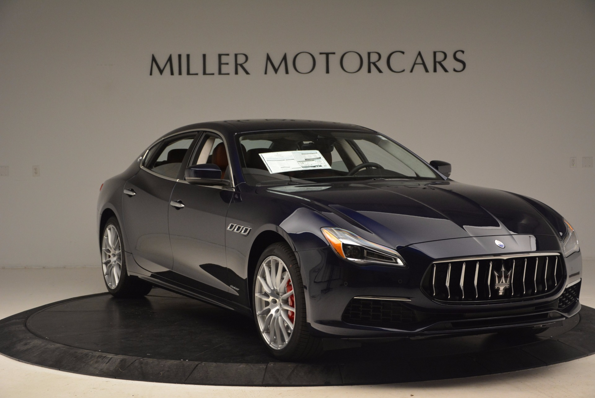 Used 2018 Maserati Quattroporte S Q4 GranLusso For Sale In Greenwich, CT 1572_p11