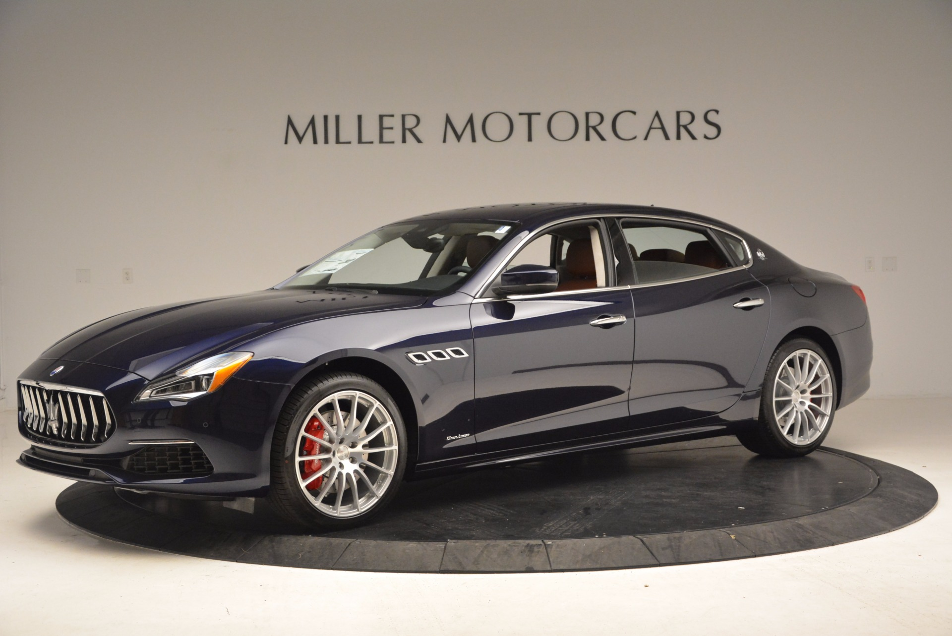 Used 2018 Maserati Quattroporte S Q4 GranLusso For Sale In Greenwich, CT 1572_p2