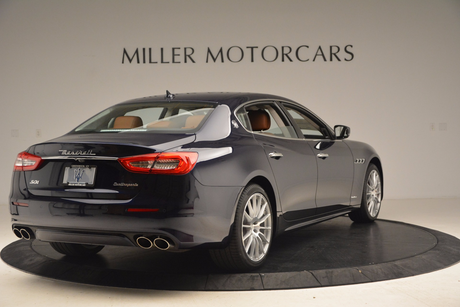 Used 2018 Maserati Quattroporte S Q4 GranLusso For Sale In Greenwich, CT 1572_p7