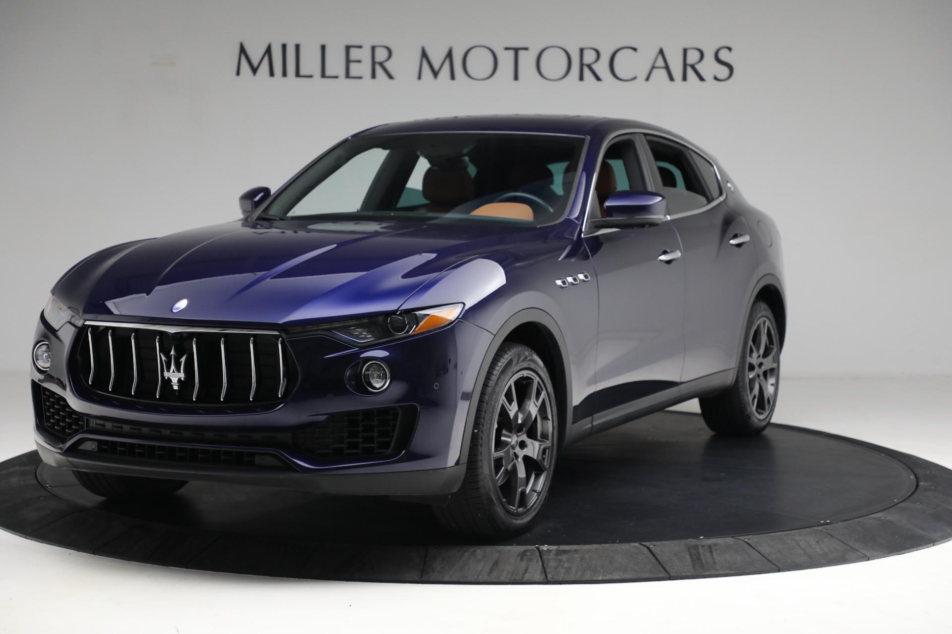 New 2018 Maserati Levante Q4 For Sale In Greenwich, CT 1573_main