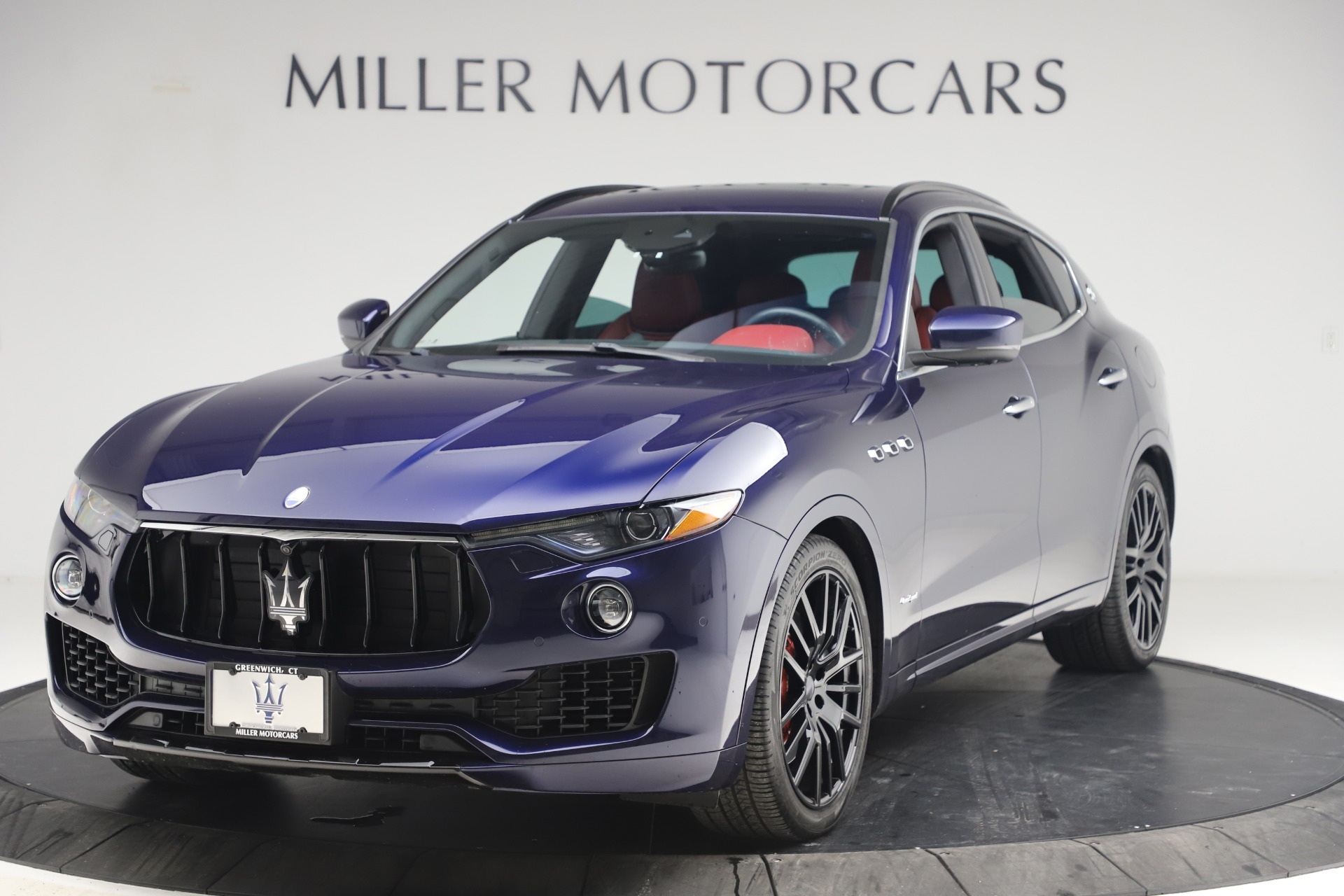 New 2018 Maserati Levante S GranSport For Sale In Greenwich, CT 1575_p2