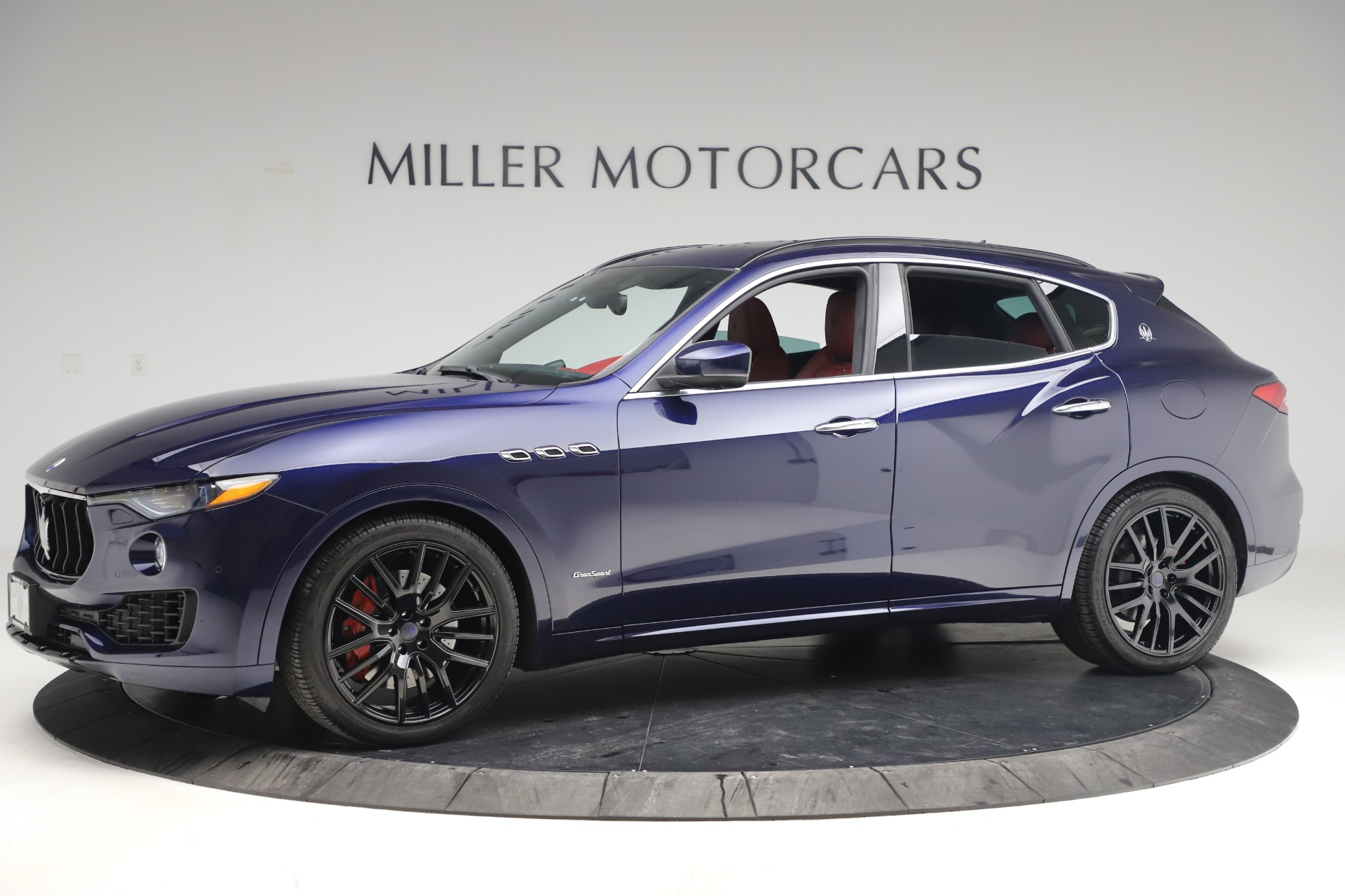 New 2018 Maserati Levante S GranSport For Sale In Greenwich, CT 1575_p3