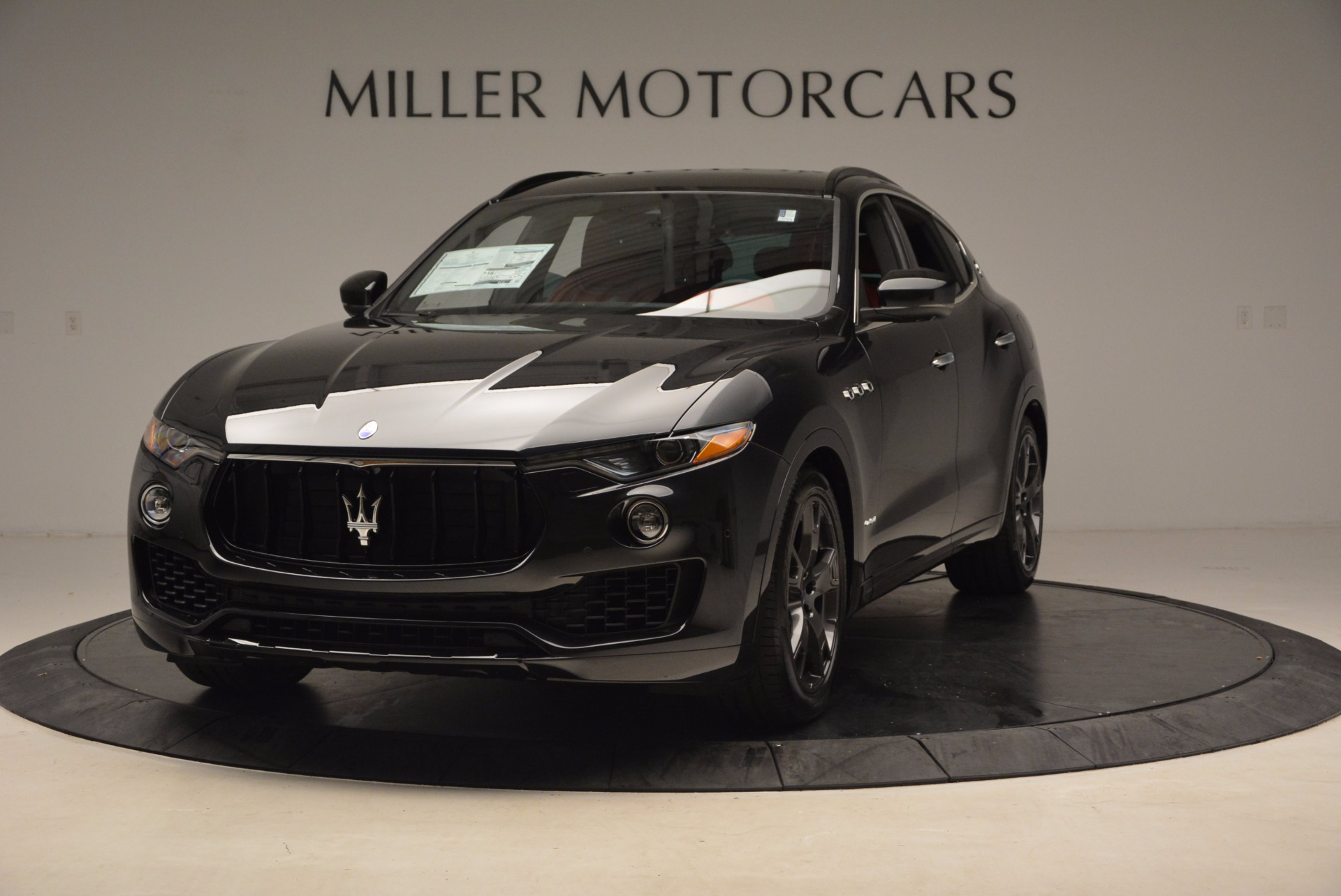 New 2018 Maserati Levante S Q4 For Sale In Greenwich, CT
