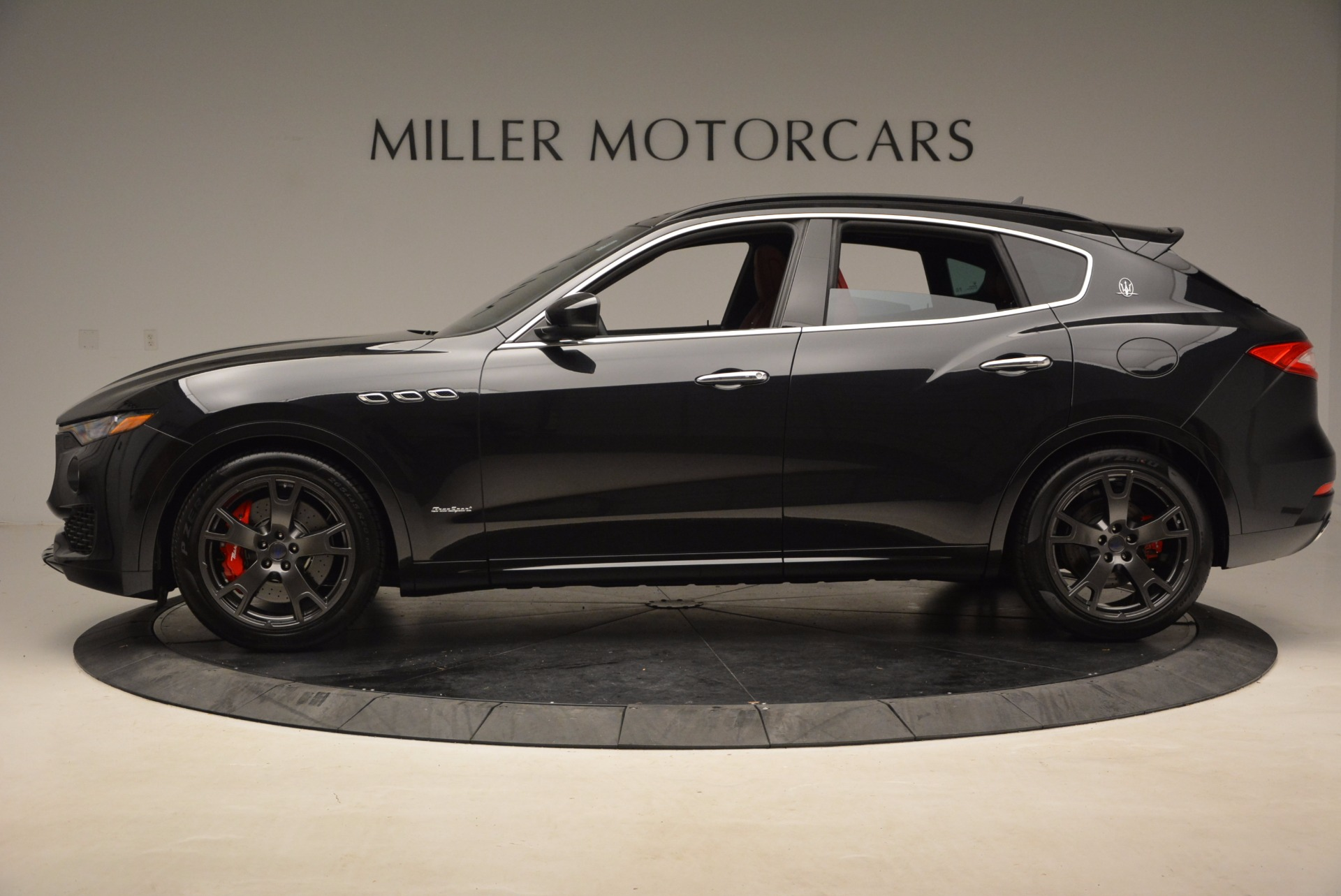 New 2018 Maserati Levante S Q4 For Sale In Greenwich, CT 1576_p3