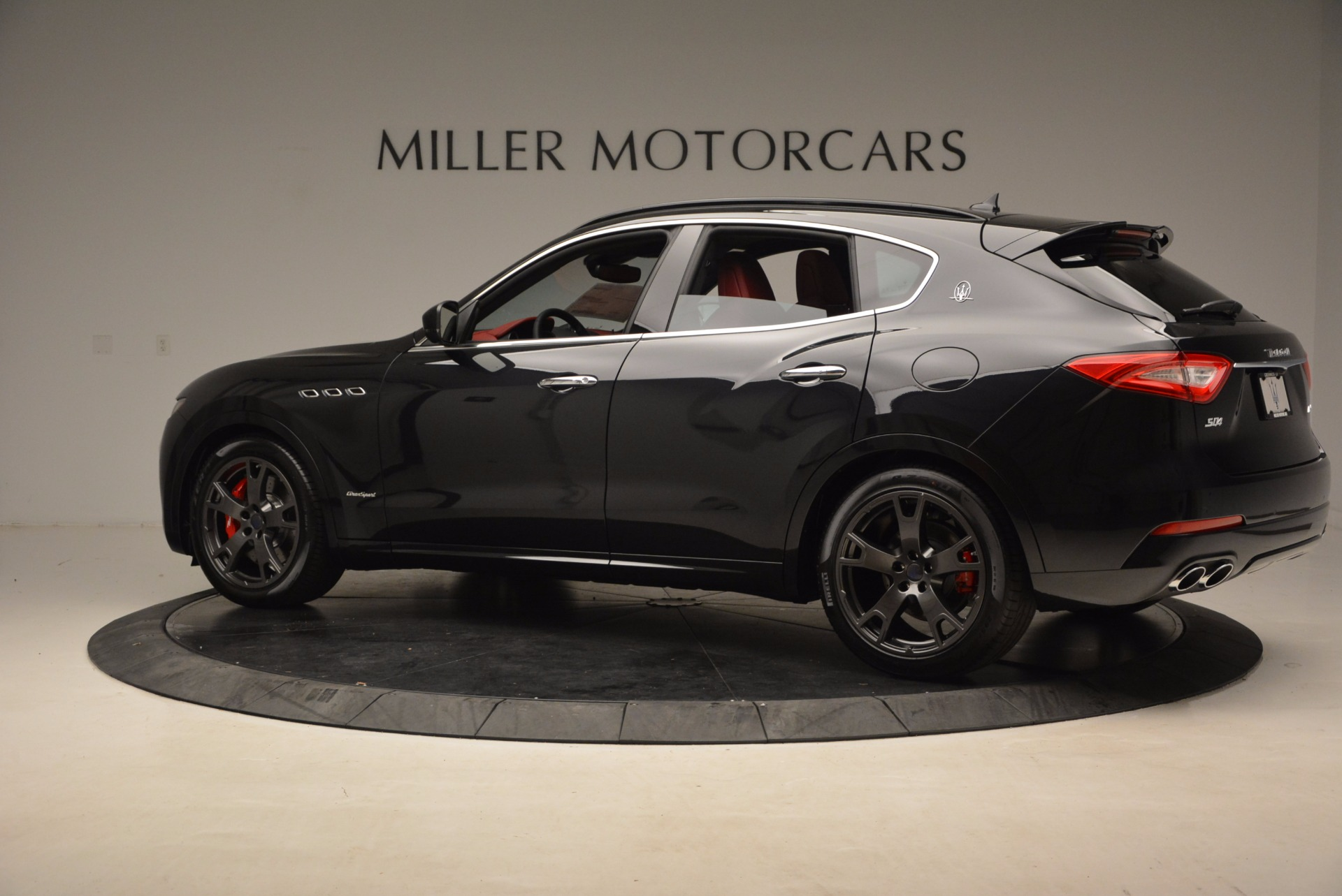 New 2018 Maserati Levante S Q4 For Sale In Greenwich, CT 1576_p4
