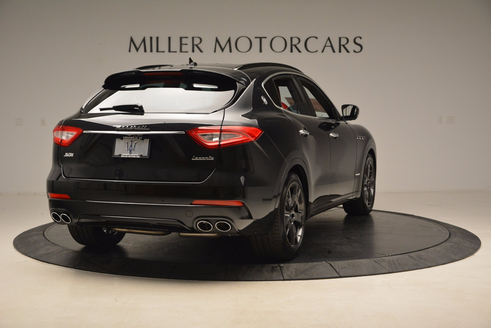 New 2018 Maserati Levante S Q4 For Sale In Greenwich, CT 1576_p7