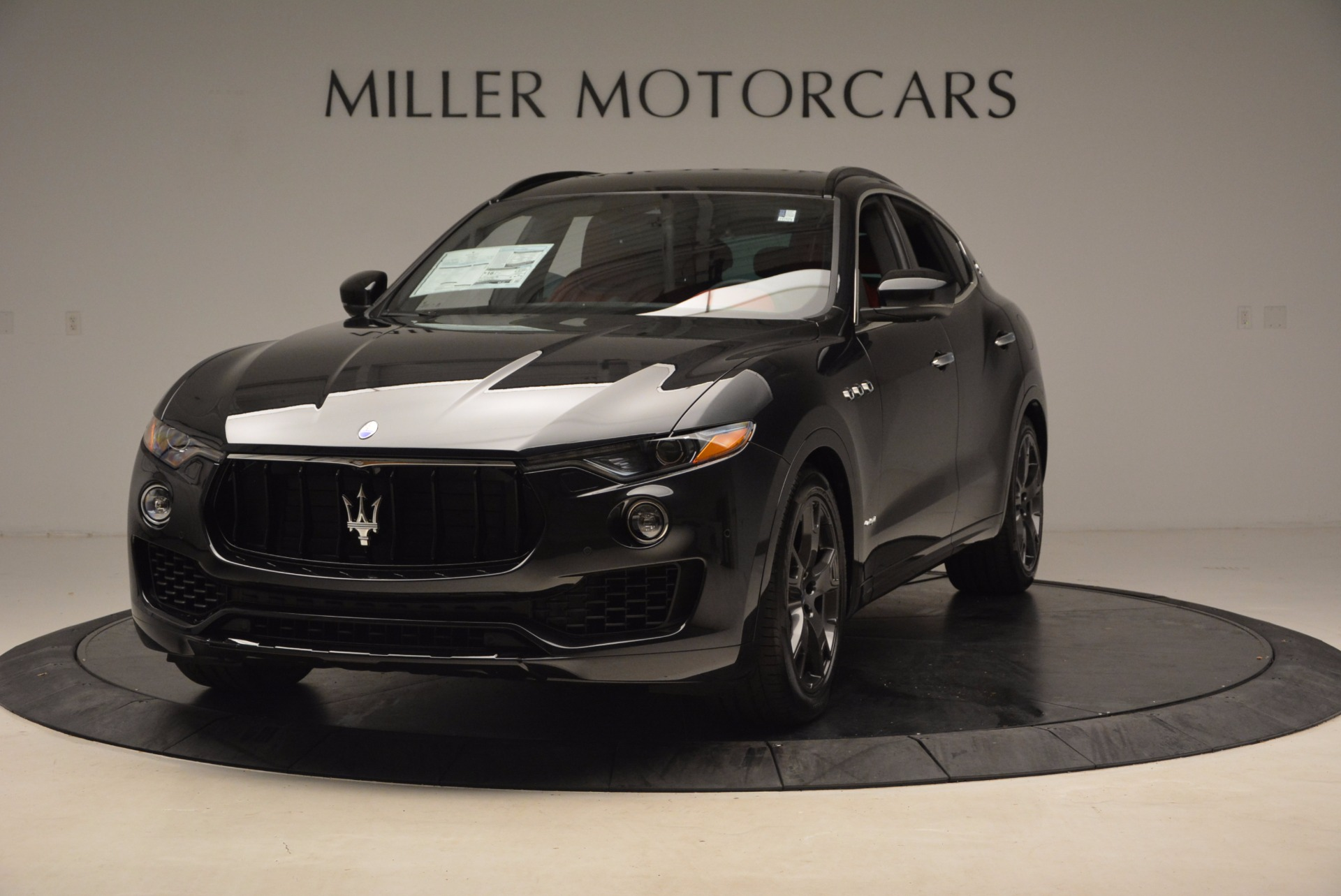 New 2018 Maserati Levante Q4 GranSport For Sale In Greenwich, CT 1577_main