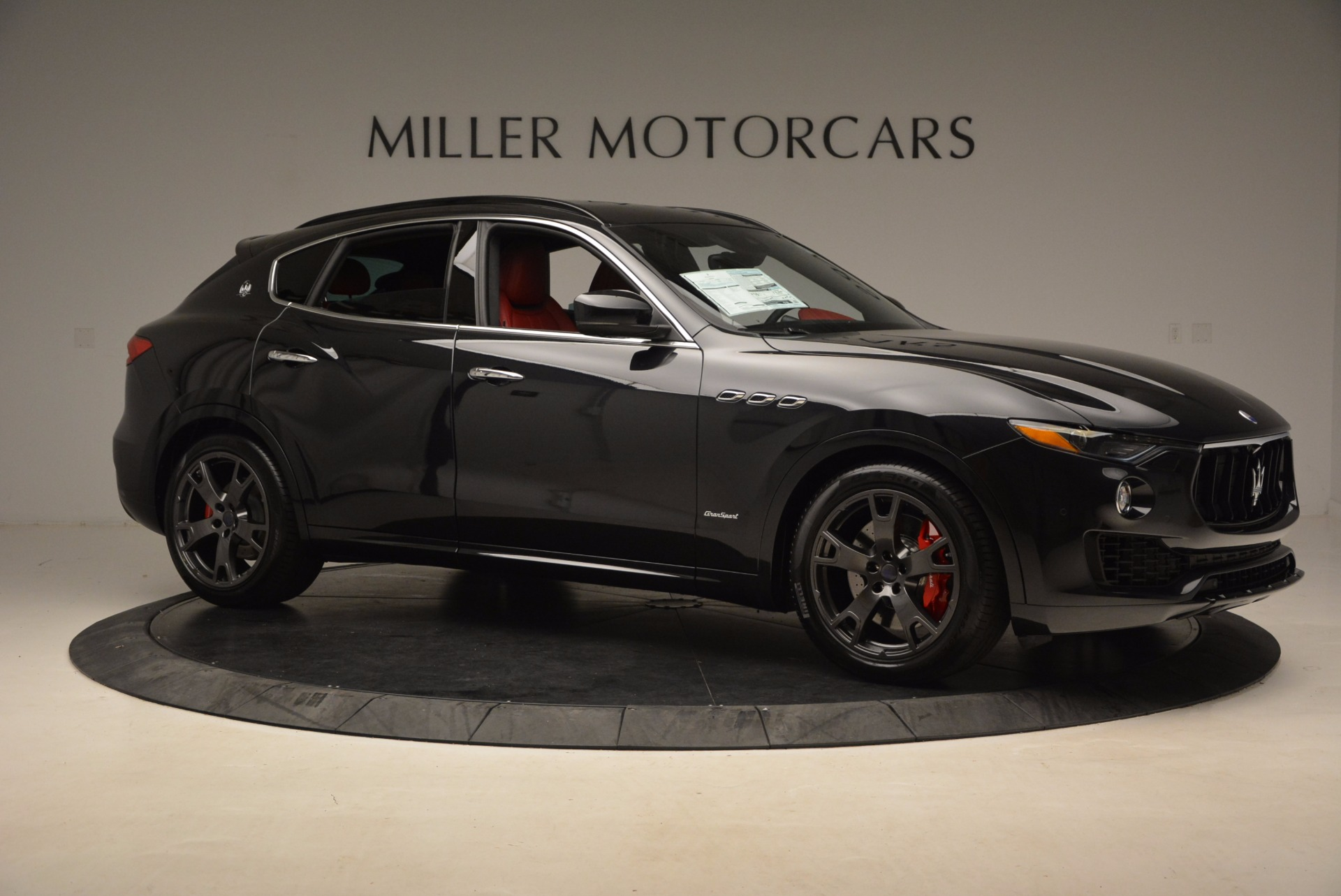 New 2018 Maserati Levante Q4 GranSport For Sale In Greenwich, CT 1577_p10