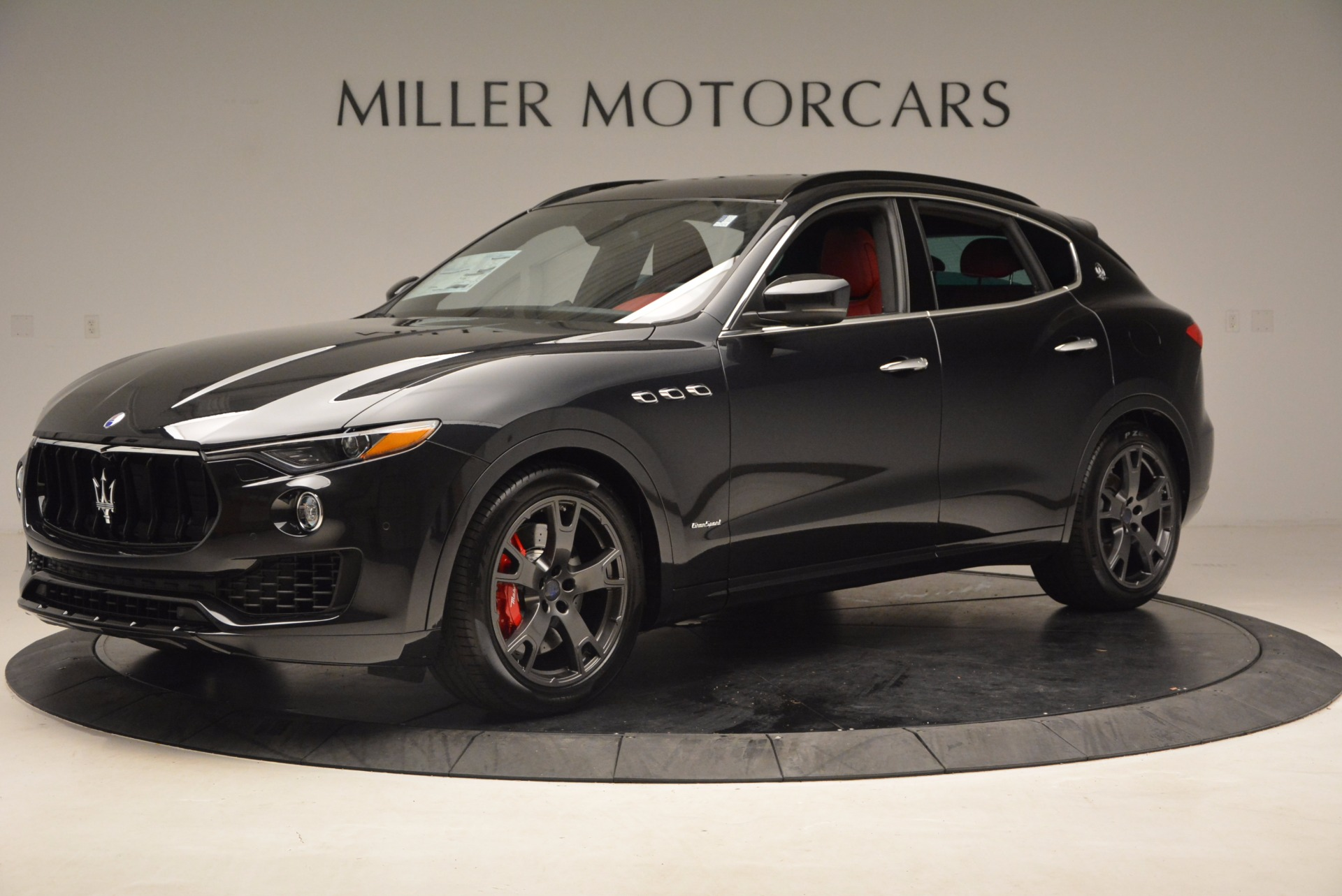 New 2018 Maserati Levante Q4 GranSport For Sale In Greenwich, CT 1577_p2